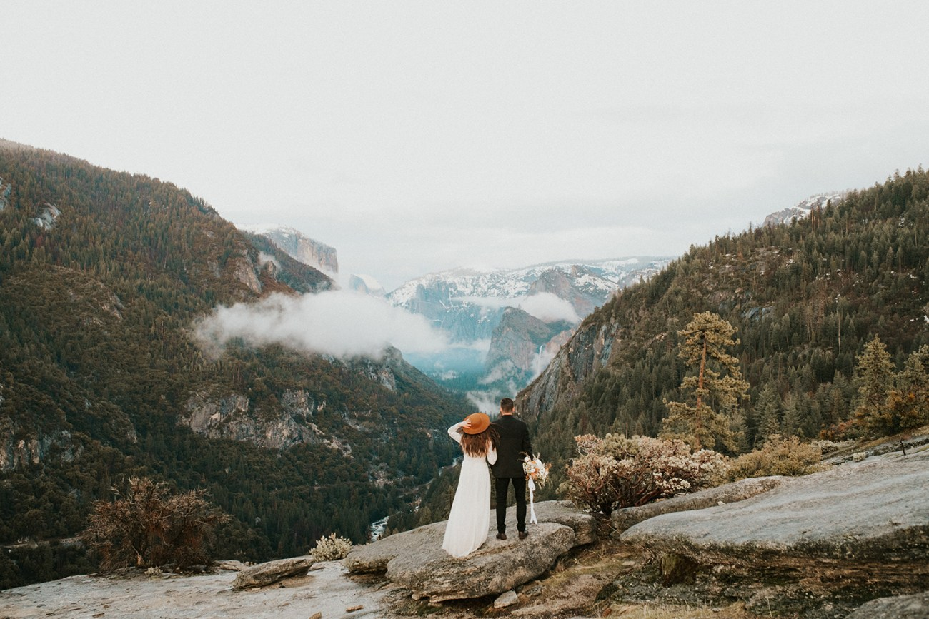 Yosemite Elopement California Wedding Pnw Wedding Photographer Oregon Wedding Photographer Adventurous Elopement 026