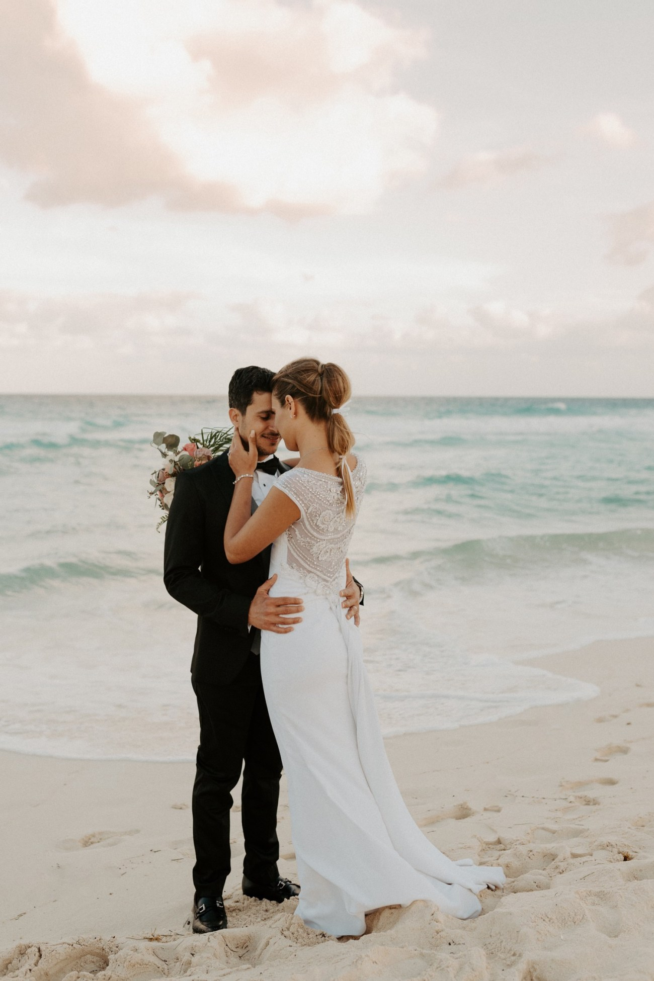 Cancun Destination Wedding Mexico Tulum Wedding Photographer Anais Possamai Photography 044