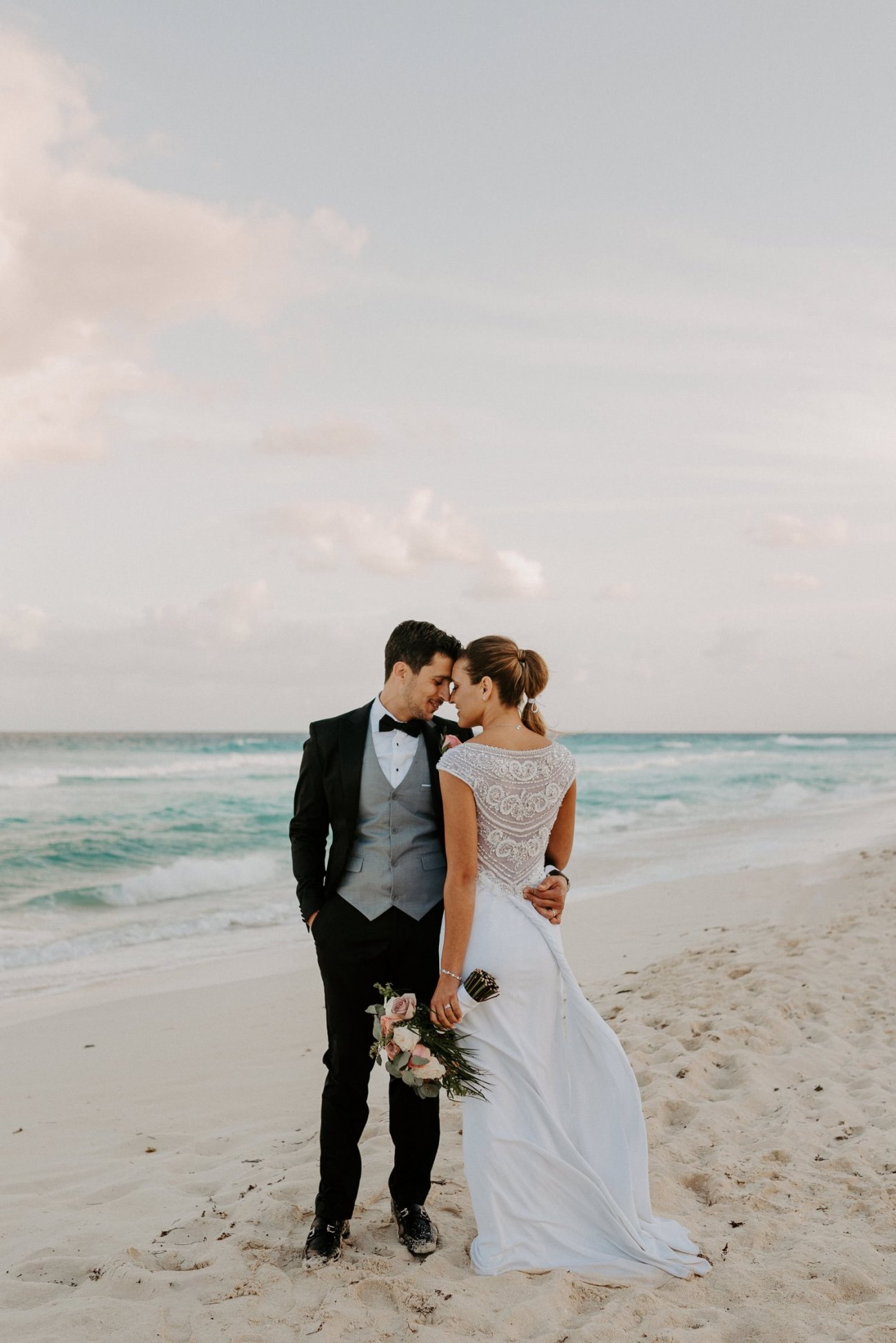 Cancun Destination Wedding Mexico Tulum Wedding Photographer Anais Possamai Photography 046