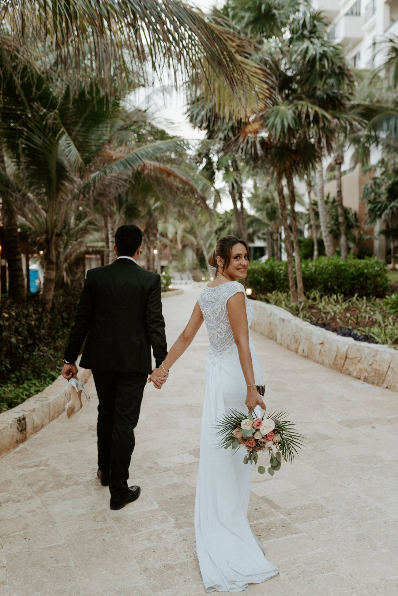 Cancun Destination Wedding Mexico Tulum Wedding Photographer Anais Possamai Photography 053