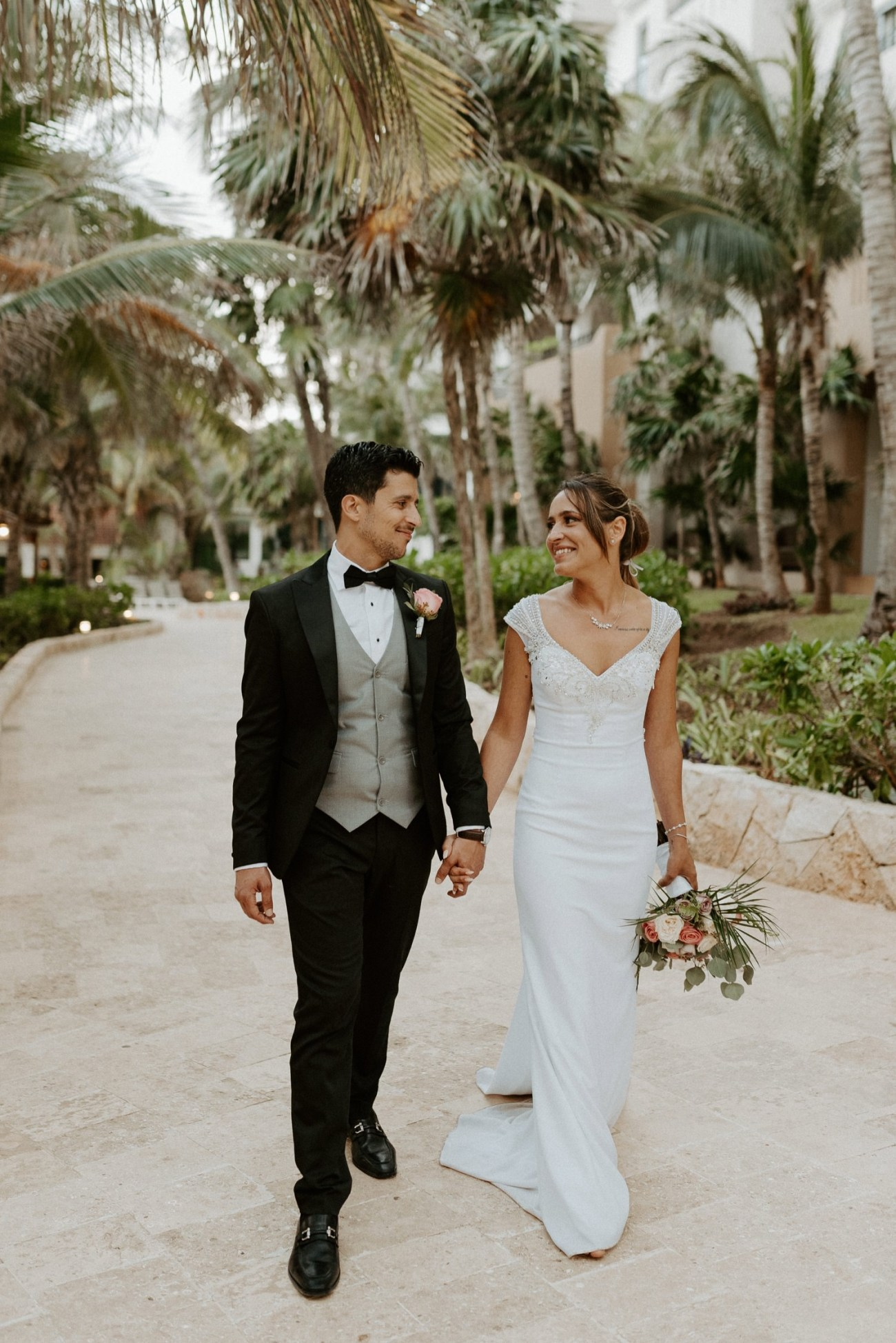 Cancun Destination Wedding Mexico Tulum Wedding Photographer Anais Possamai Photography 056