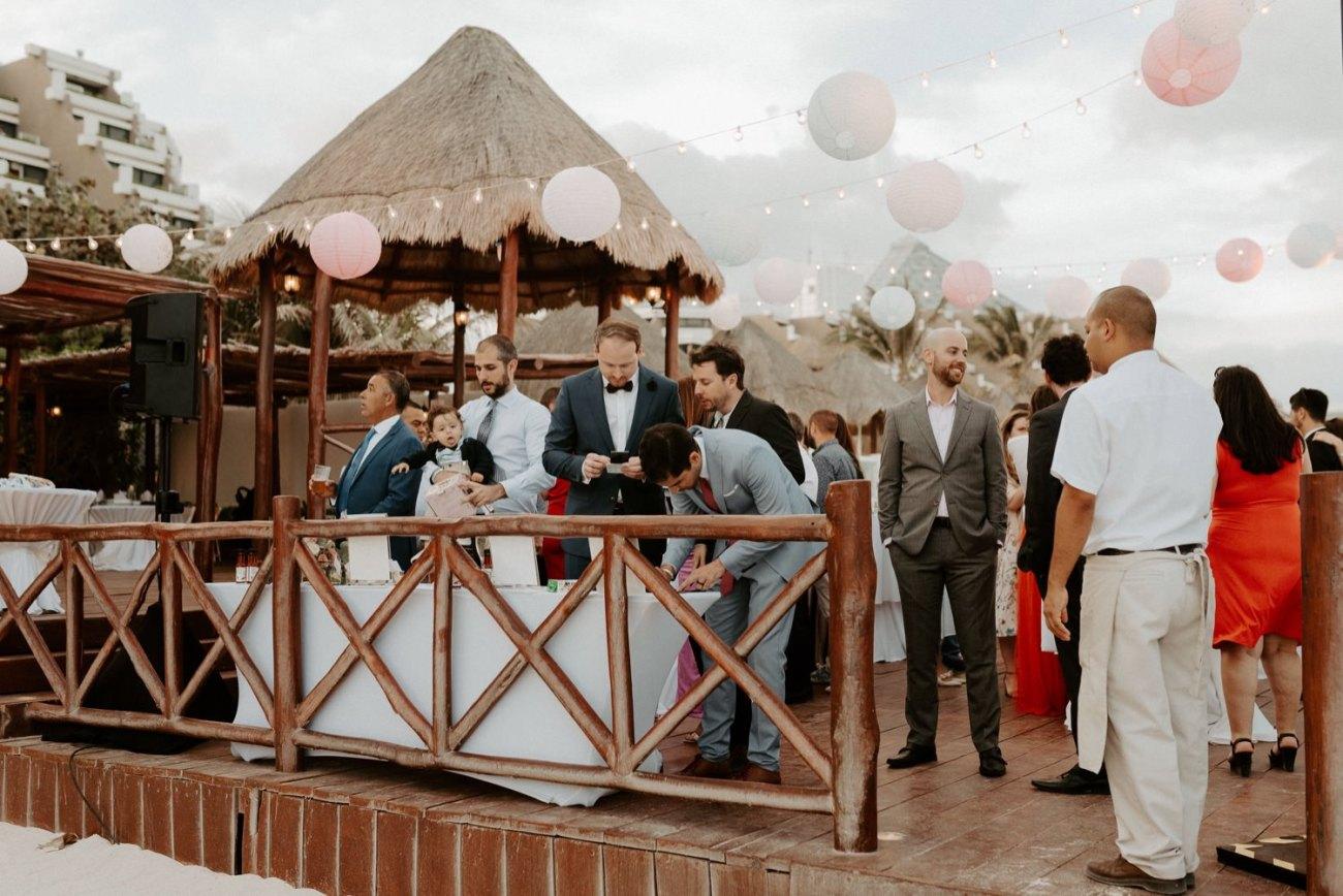 Cancun Destination Wedding Mexico Tulum Wedding Photographer Anais Possamai Photography 068