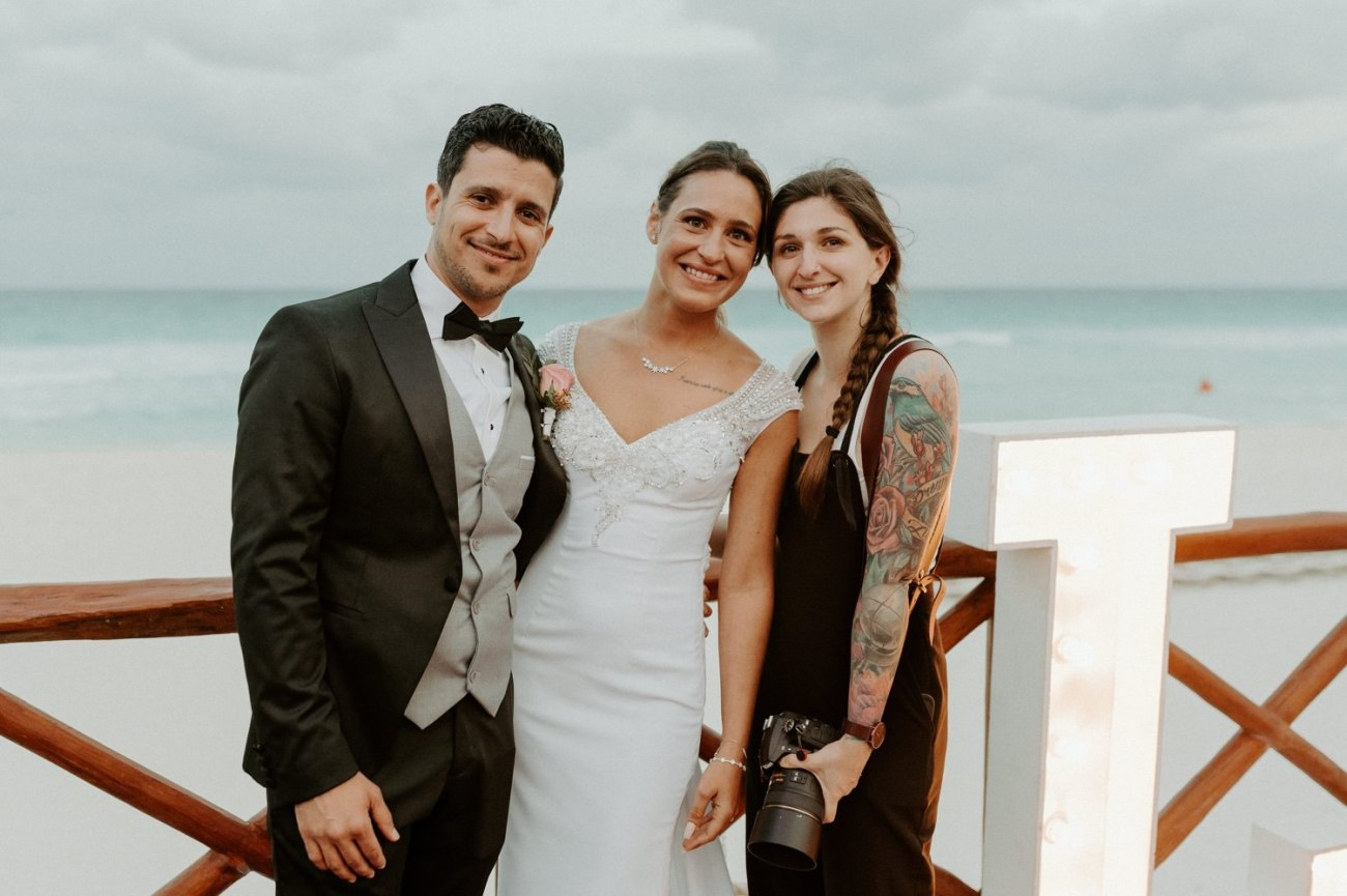 Cancun Destination Wedding Mexico Tulum Wedding Photographer Anais Possamai Photography 098