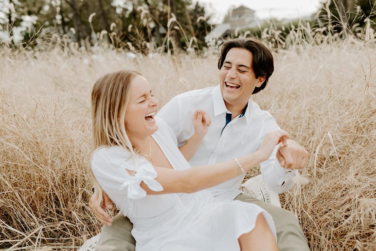 Fall Golden Fiels Engagement Session Woolverton Inn Engagement Photos New Jersey Wedding Photographer Anais Possamai Photography 35