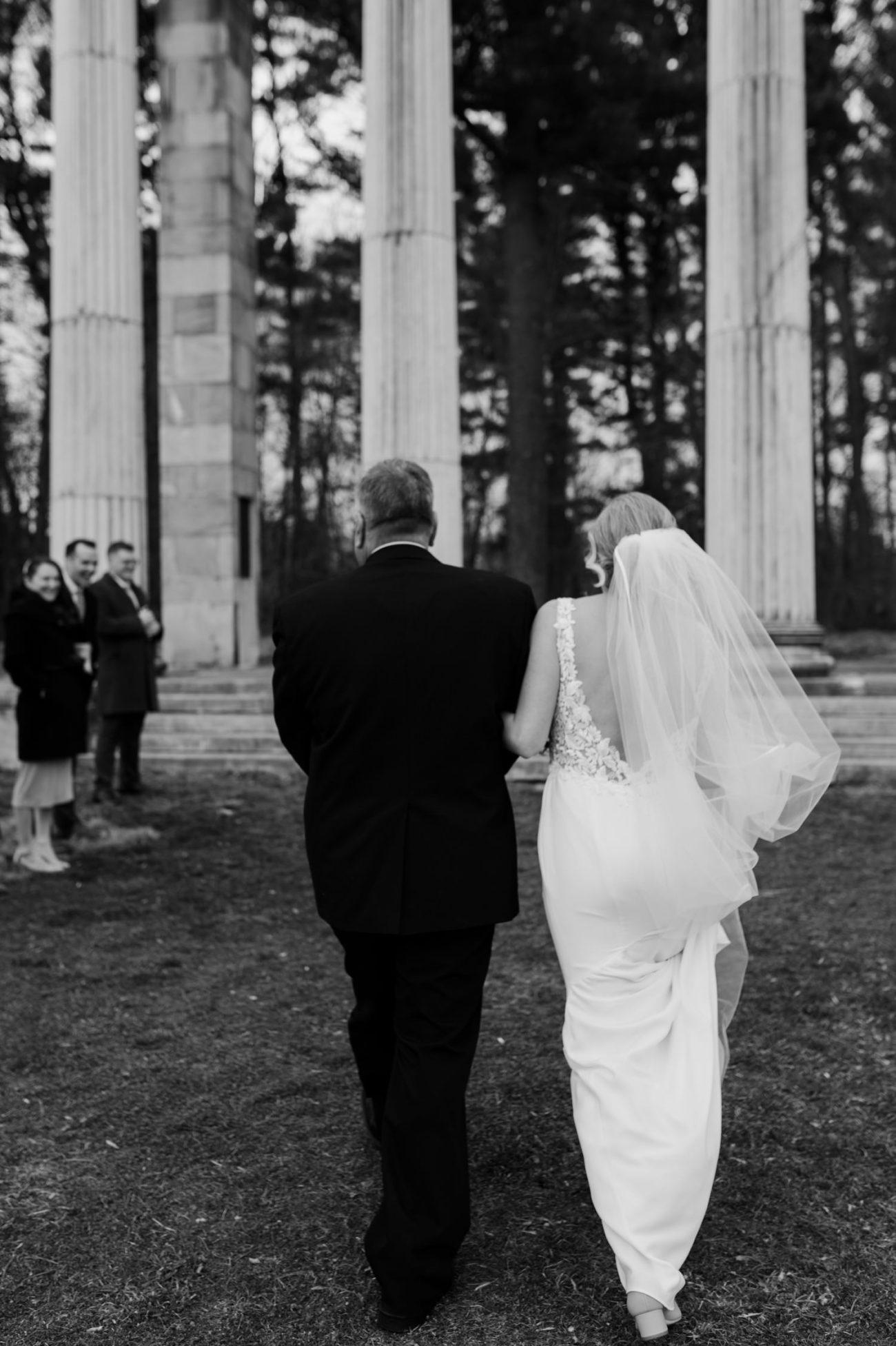 Princeton Battlefield Wedding Princeton University Elopement New Jersey Wedding Photographer Anais Possamai Photography 05