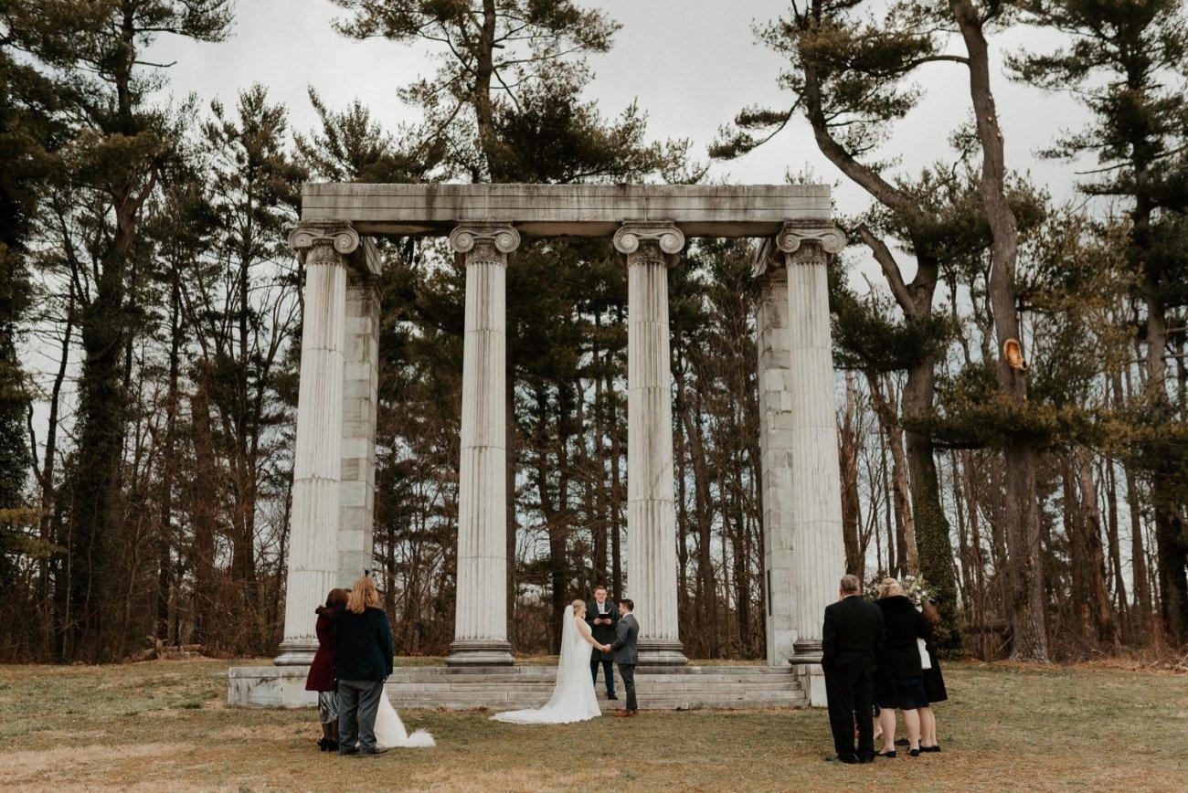 Princeton Battlefield Wedding Princeton University Elopement New Jersey Wedding Photographer Anais Possamai Photography 07