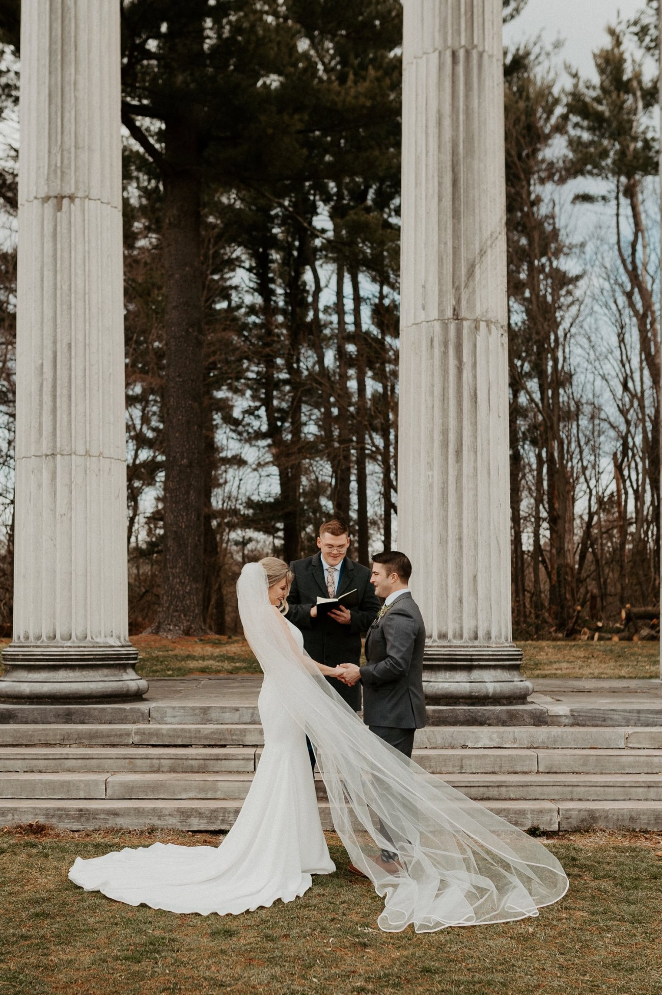Princeton Battlefield Wedding Princeton University Elopement New Jersey Wedding Photographer Anais Possamai Photography 13