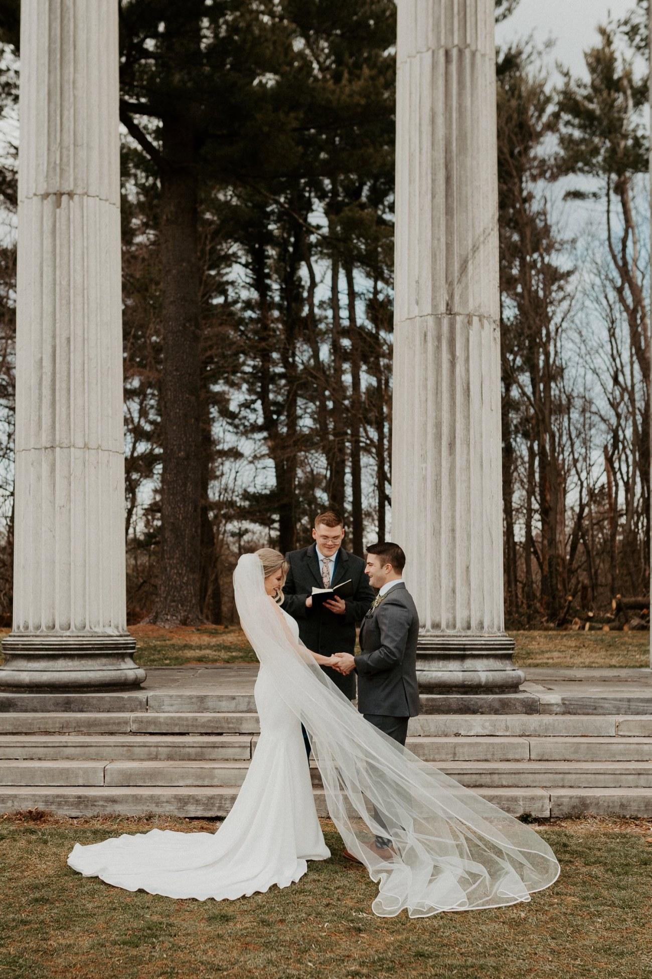 Princeton Battlefield Wedding Princeton University Elopement New Jersey Wedding Photographer Anais Possamai Photography 13