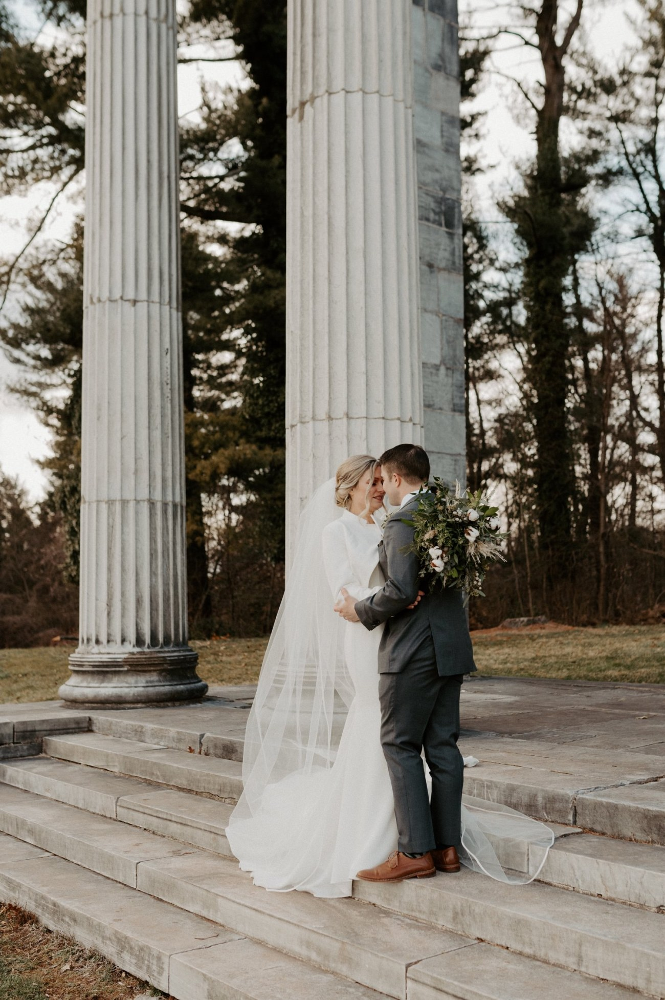 Princeton Battlefield Wedding Princeton University Elopement New Jersey Wedding Photographer Anais Possamai Photography 21