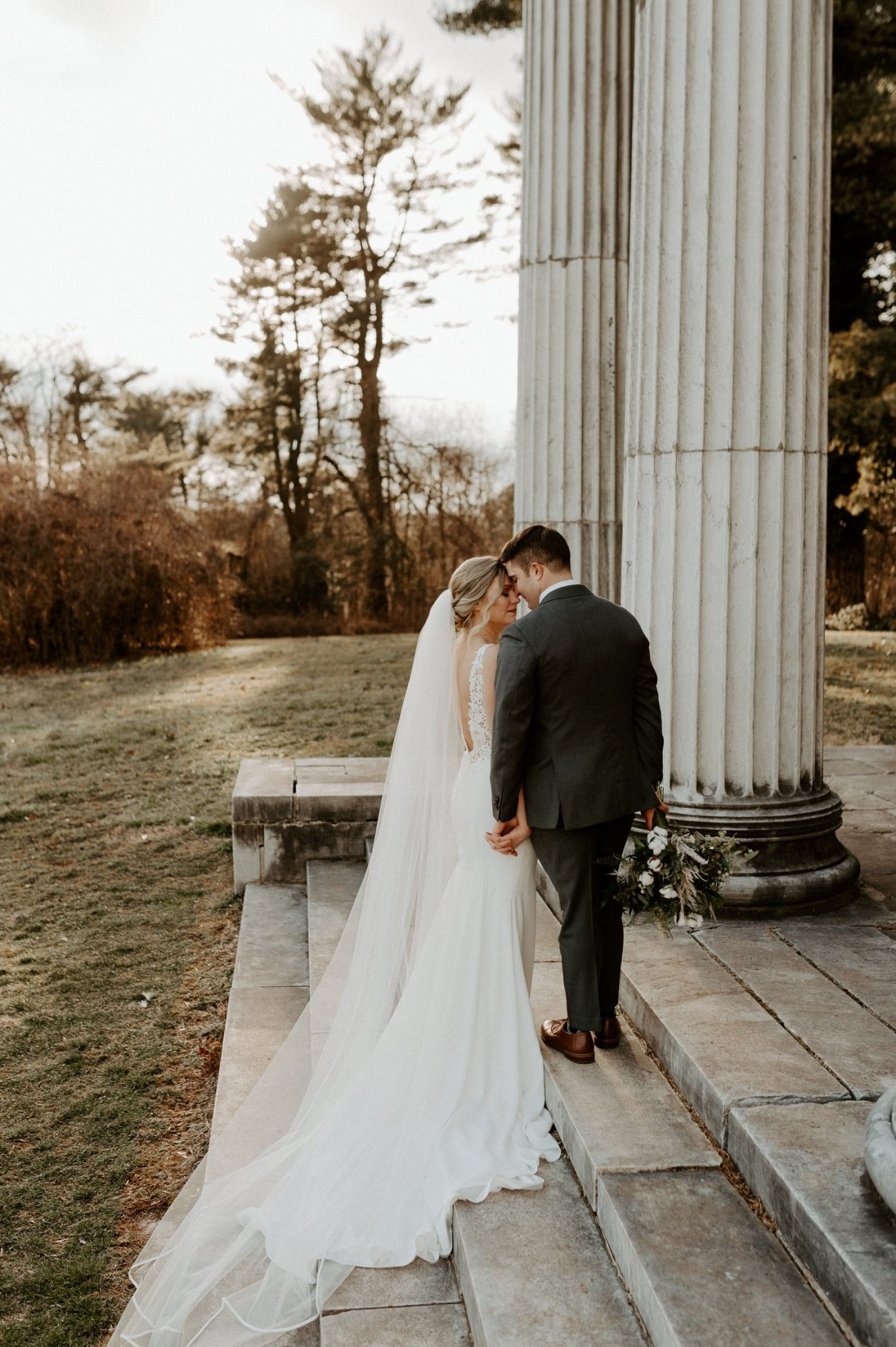 Princeton Battlefield Wedding Princeton University Elopement New Jersey Wedding Photographer Anais Possamai Photography 36