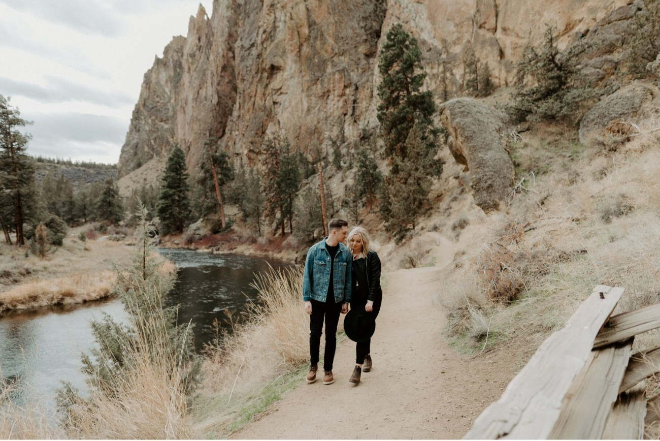 Best view in Smith Rock State Park Oregon, What to do in Bend Oregon, The Best places to visit in Oregon, Anais Possamai Photography