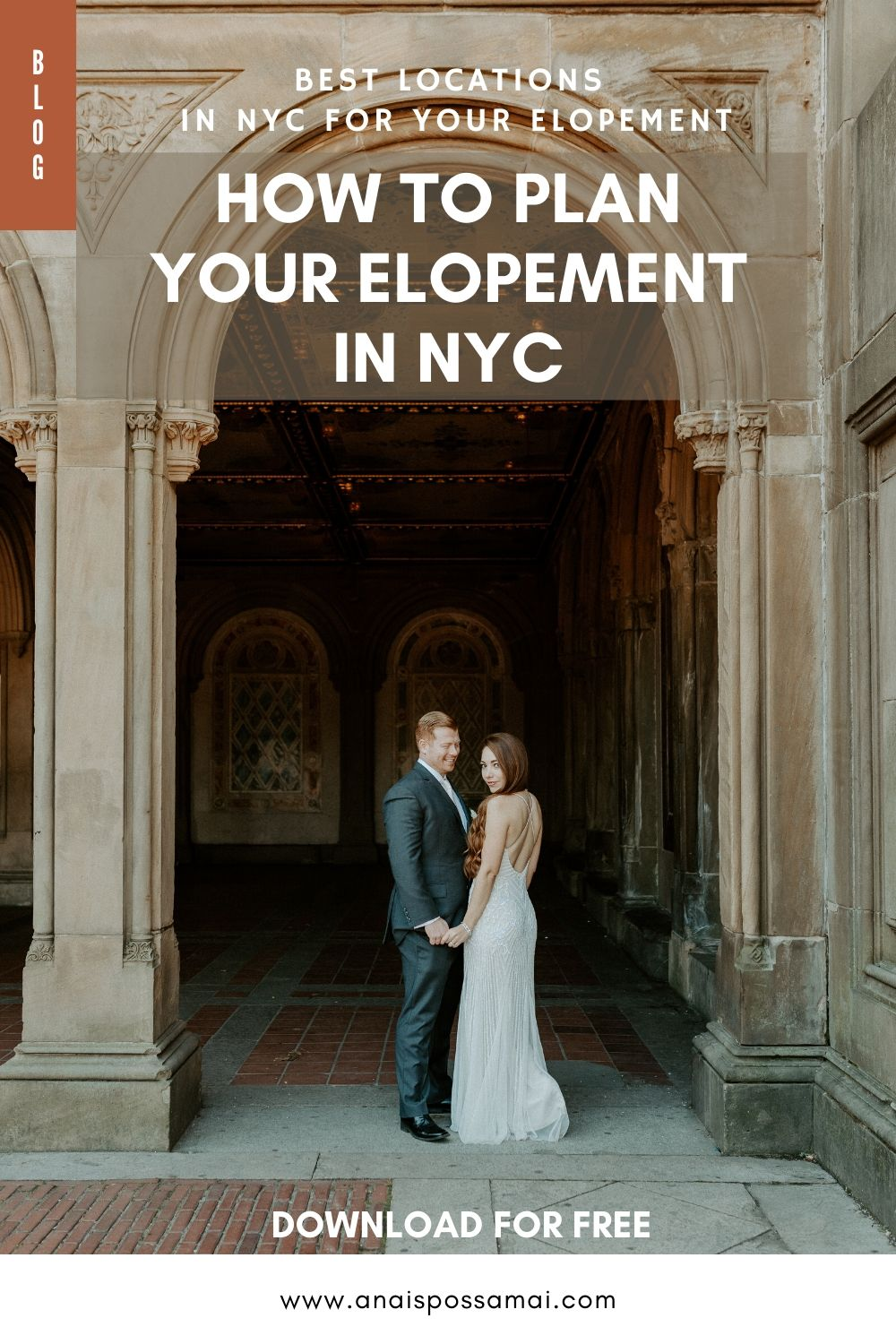 How to plan your elopement in NYC, Where to Elope in NYC, New York elopement photographer, Best elopement locations in NYC