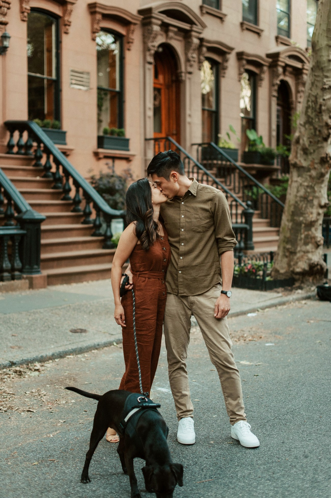 Fort Green Brooklyn Engagement Session 2