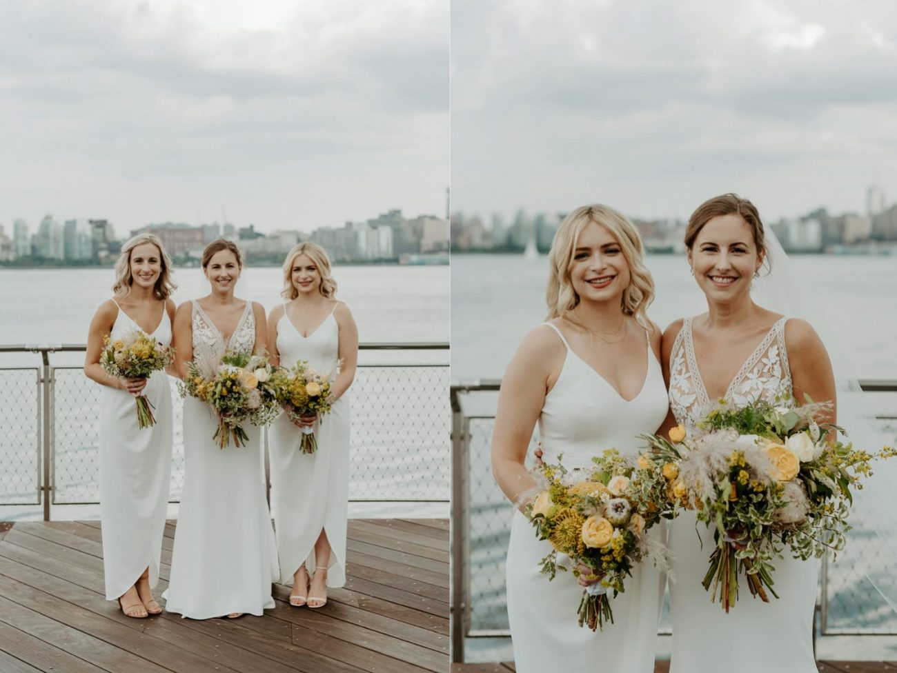 Antique Loft Hoboken Wedding New Jersey Wedding Photographer Anais Possamai Photography 038