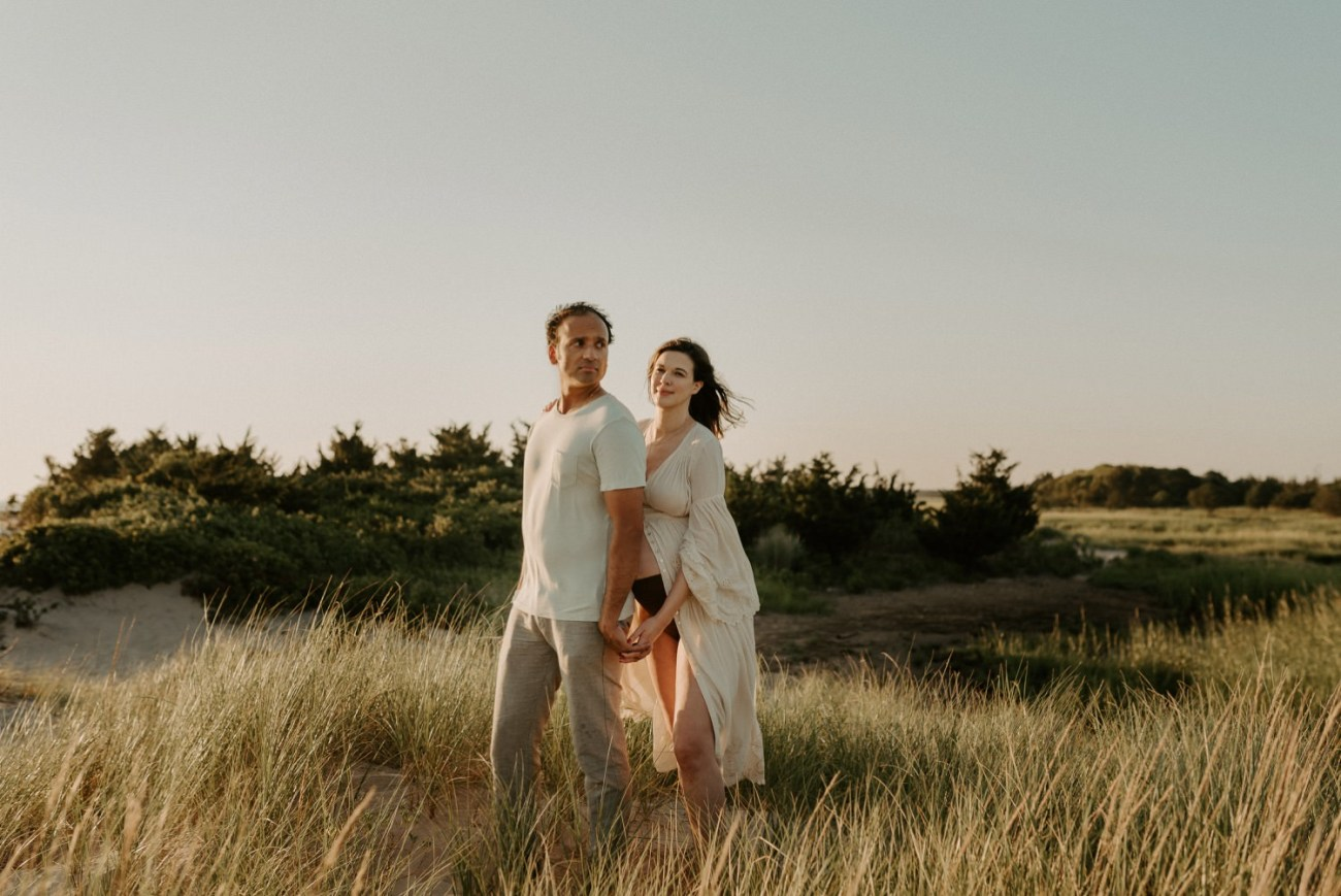 Sandy Hook Maternity Session Oregon Coast Couple Session Oregon Wedding Photographer Bend Wedding Photographer Anais Possamai Photography 009