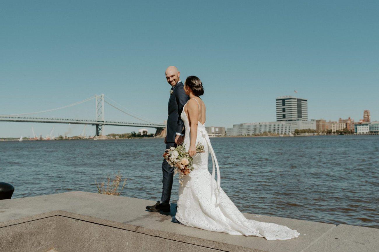 Independence Seaport Museum Philadelphia Wedding Anais Possamai Photography New Jersey Wedding Photographer 015