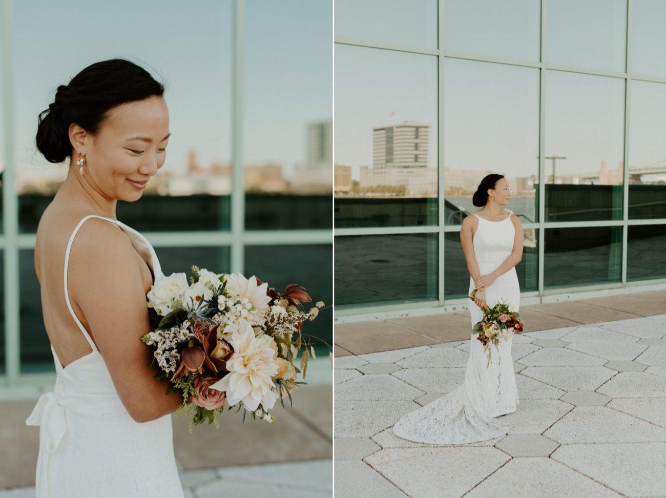 Independence Seaport Museum Philadelphia Wedding Anais Possamai Photography New Jersey Wedding Photographer 025