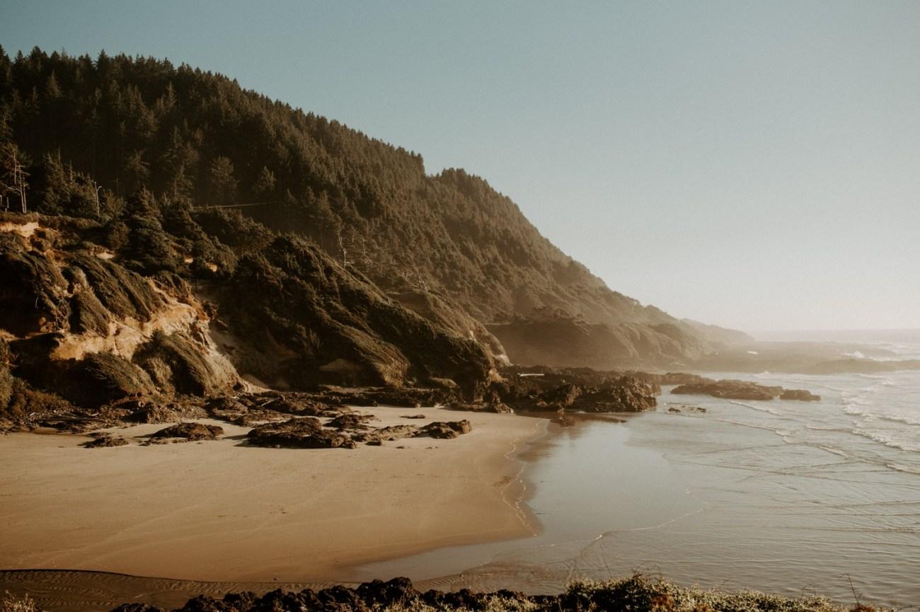 Yachats Oregon Coast Cape Perpetua Engagement Session Bend Wedding Photographer Anais Possamai Photography 001