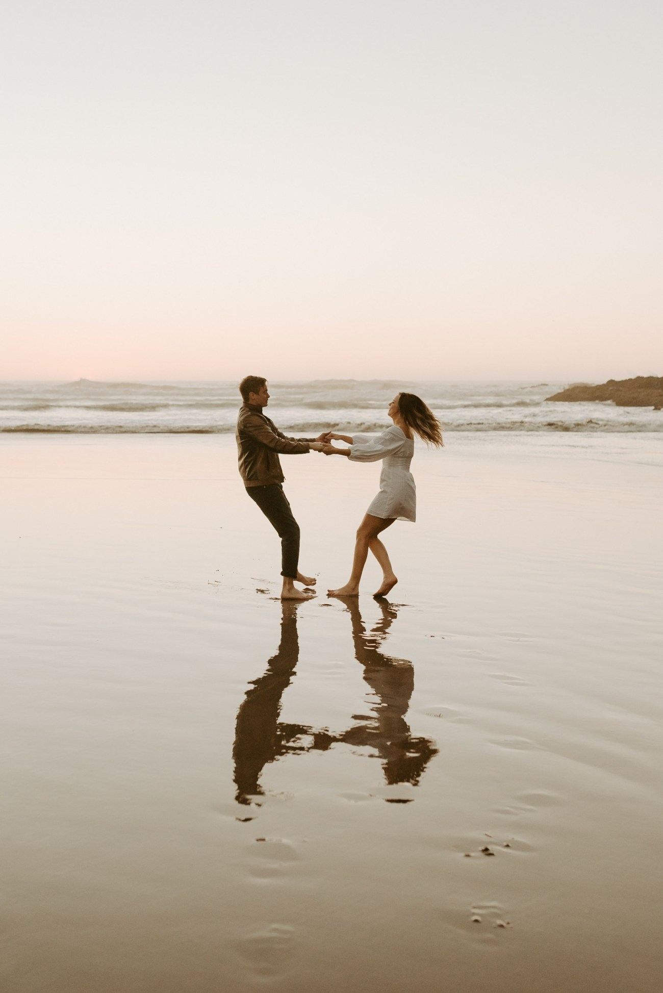 Yachats Oregon Coast Cape Perpetua Engagement Session Bend Wedding Photographer Anais Possamai Photography 039