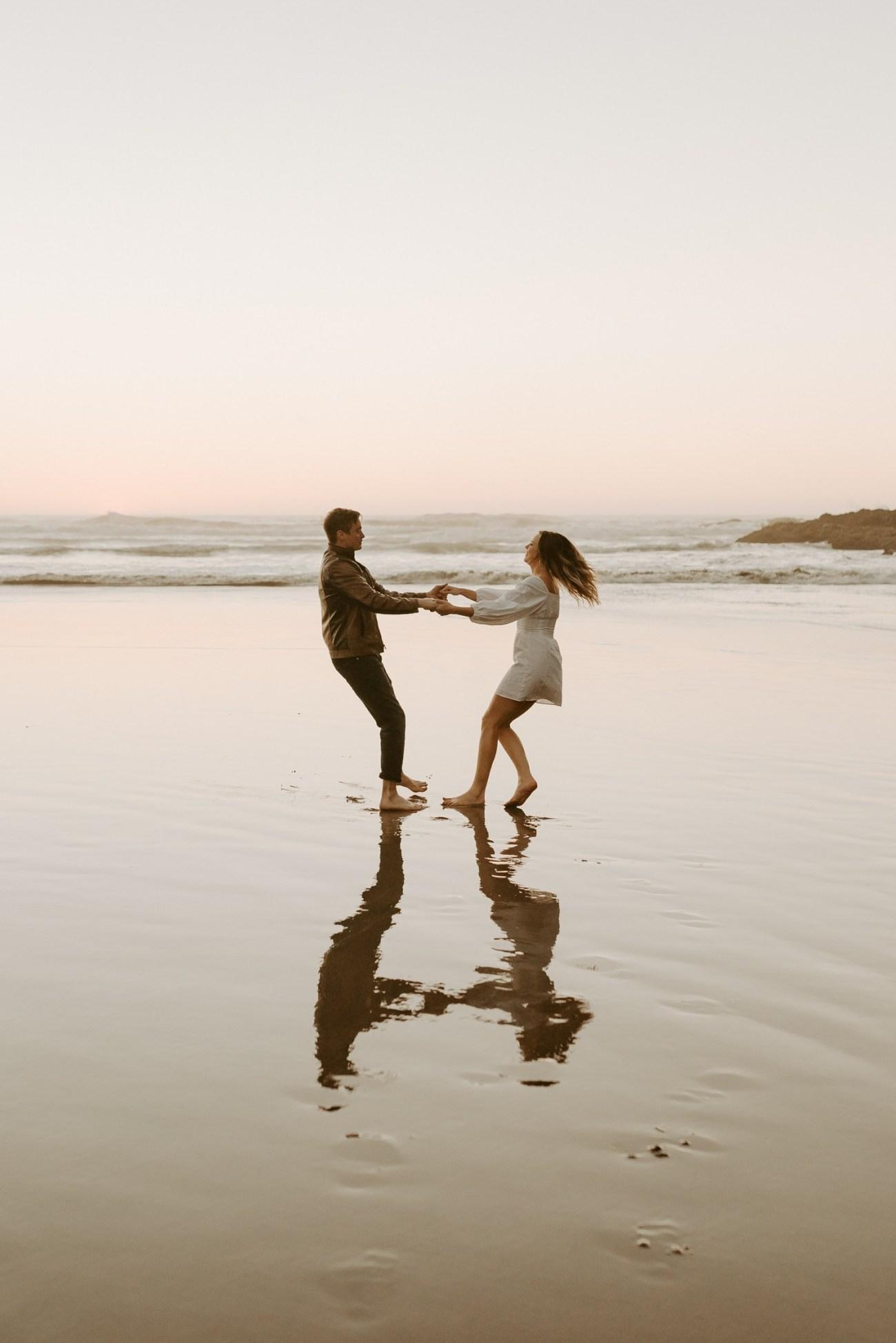 Yachats Oregon Coast Cape Perpetua Engagement Session Bend Wedding Photographer Anais Possamai Photography 039