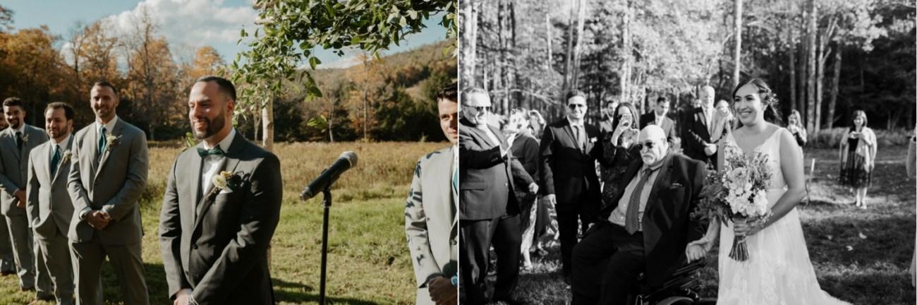 Handsome Hollow Wedding Catskill Up State New York Wedding Photographer Anais Possamai Photography 024