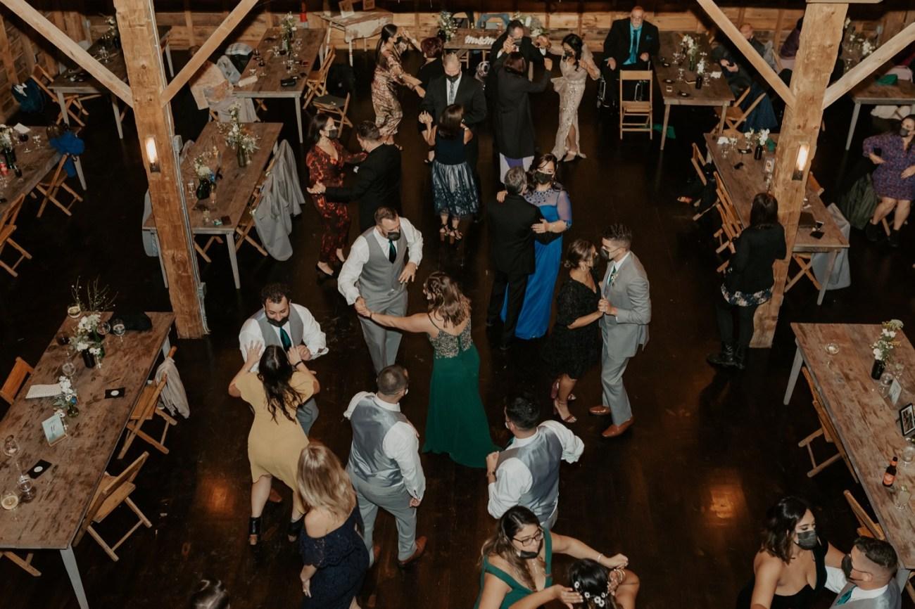 Handsome Hollow Wedding Catskill Up State New York Wedding Photographer Anais Possamai Photography 077