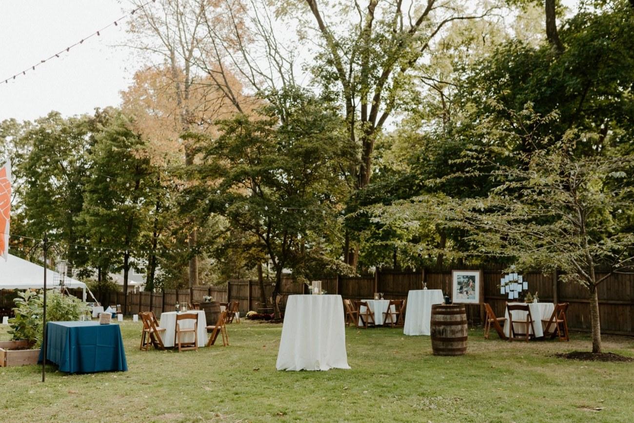 New Jersey Fall Backyard Wedding Bend Wedding Photographer NJ Wedding Photographer Anais Possamai Photography 053