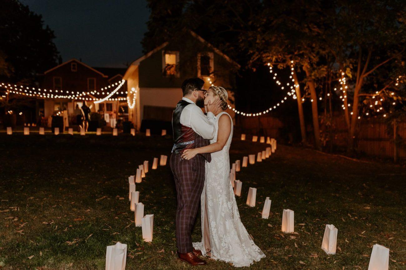 New Jersey Fall Backyard Wedding Bend Wedding Photographer NJ Wedding Photographer Anais Possamai Photography 087