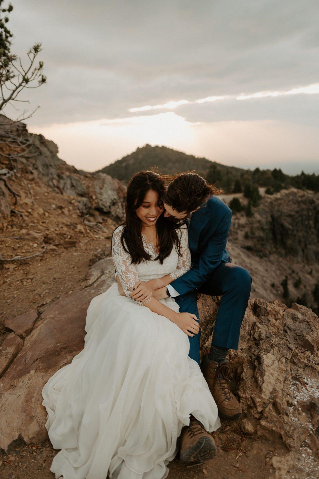 Newberry Volcano Elopement Bend Elopement Bridal Session Bend Wedding Photographer Anais Possamai Photography 032