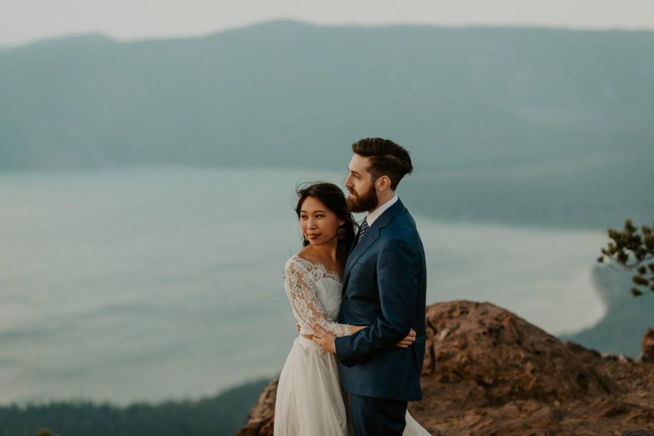 Newberry Volcano Elopement Bend Elopement Bridal Session Bend Wedding Photographer Anais Possamai Photography 037