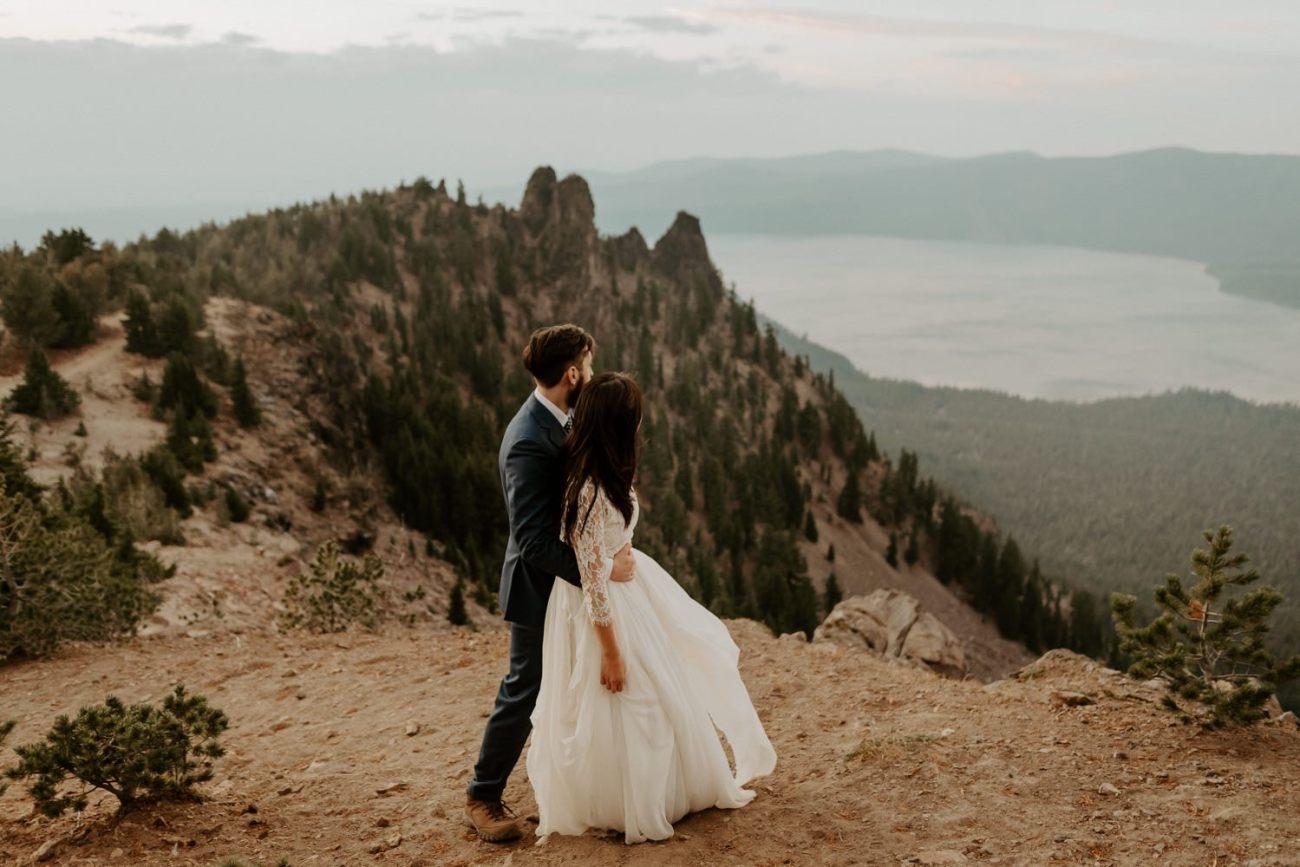 Newberry Volcano Elopement Bend Elopement Bridal Session Bend Wedding Photographer Anais Possamai Photography 041