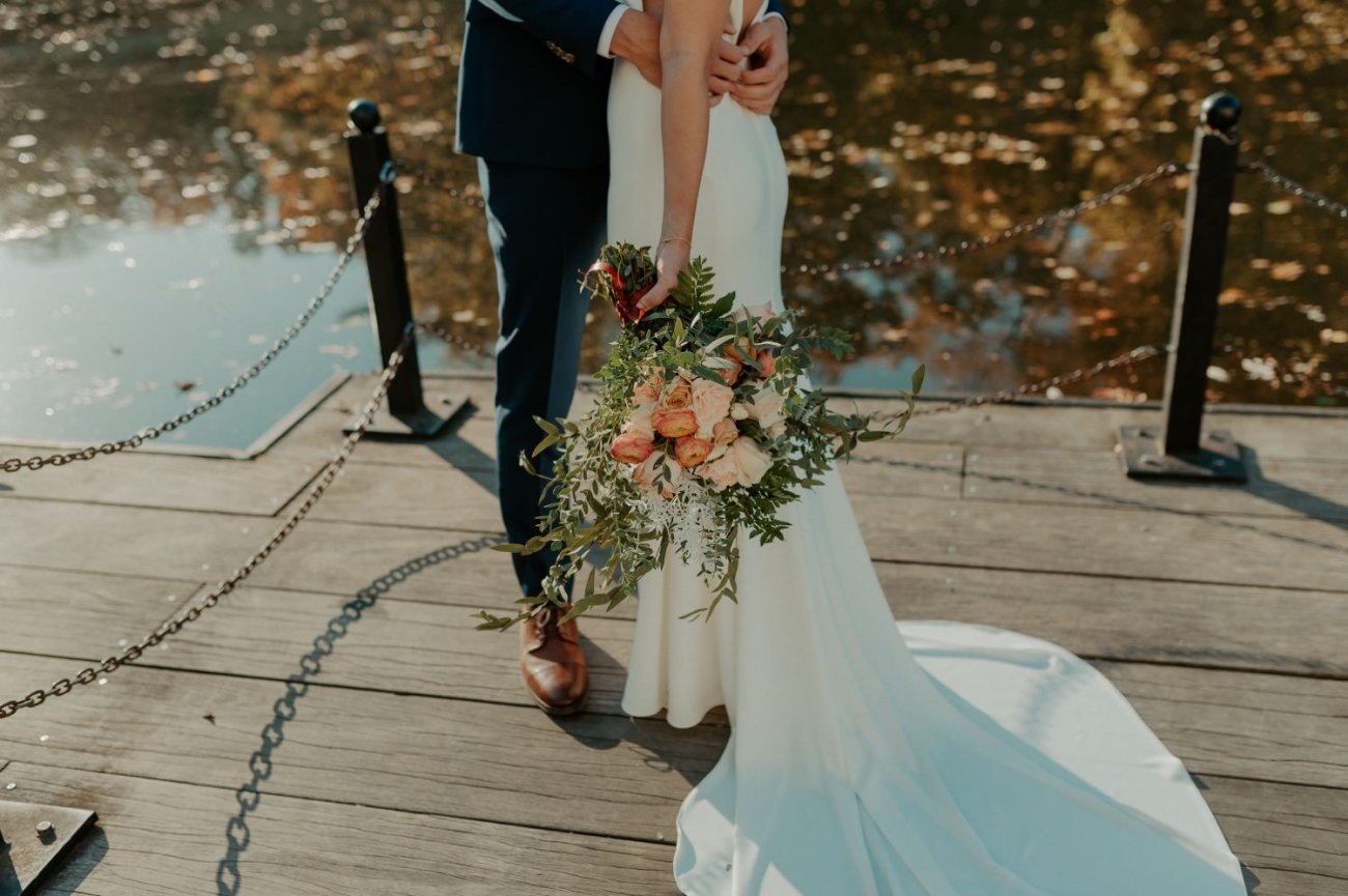 Prospect Park Brooklyn Wedding Fall Wedding In NYC New York Wedding Photographer Anais Possamai Photography 04