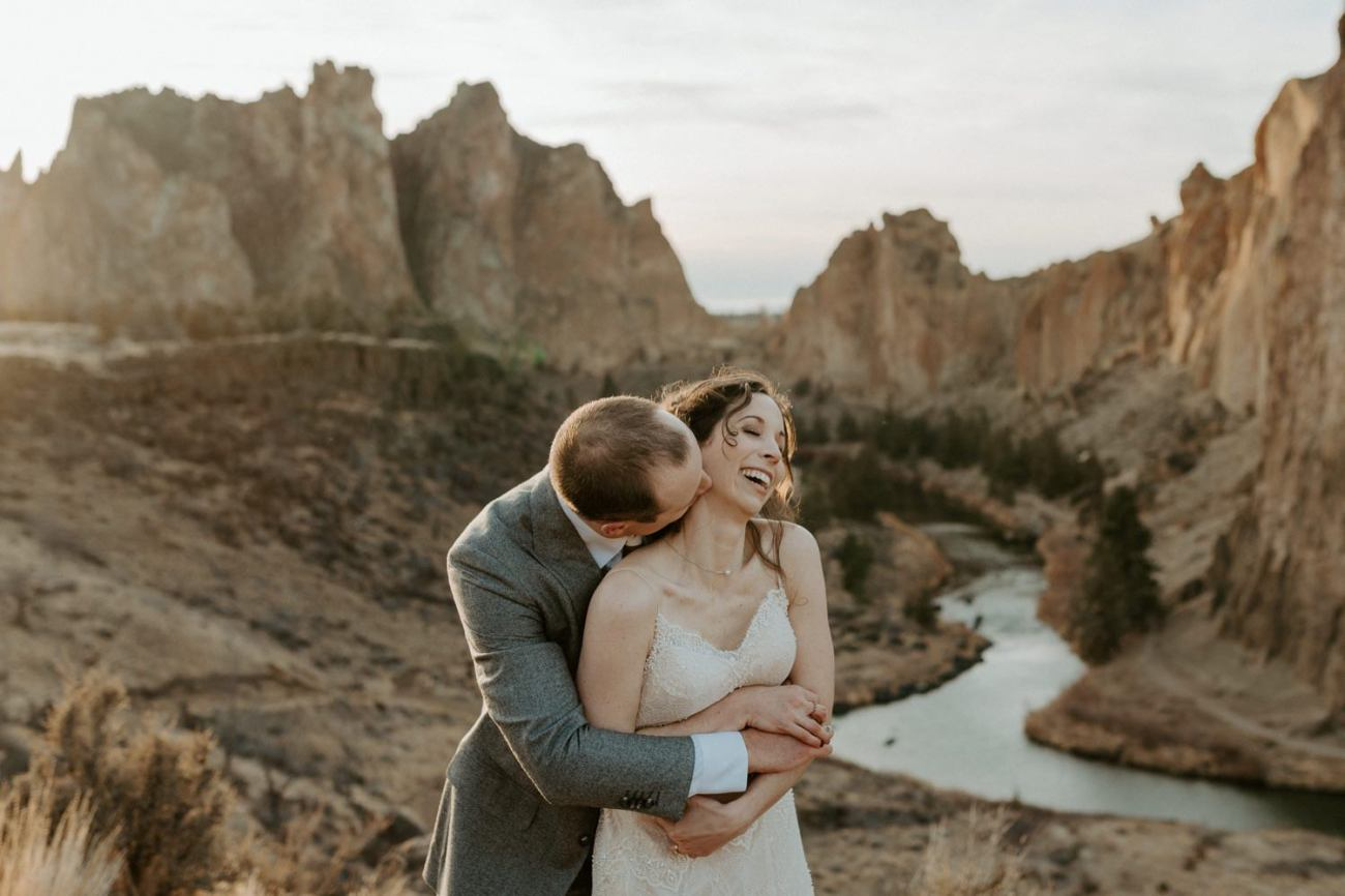 Smith Rock State Park Elopement Bend Oregon Elopement Photographer Anais Possamai Photography 015