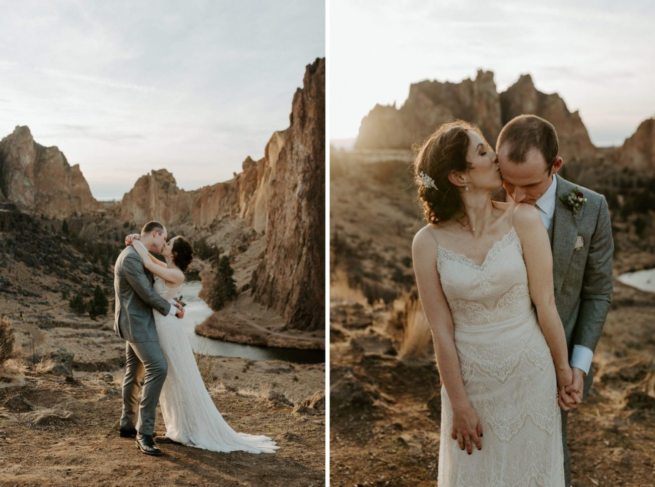 Smith Rock State Park Elopement Bend Oregon Elopement Photographer Anais Possamai Photography 017