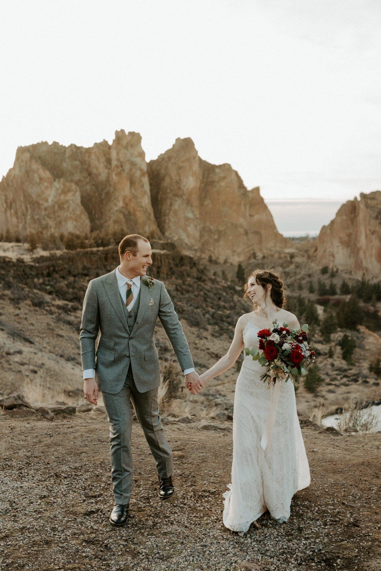 Smith Rock State Park Elopement Bend Oregon Elopement Photographer Anais Possamai Photography 030
