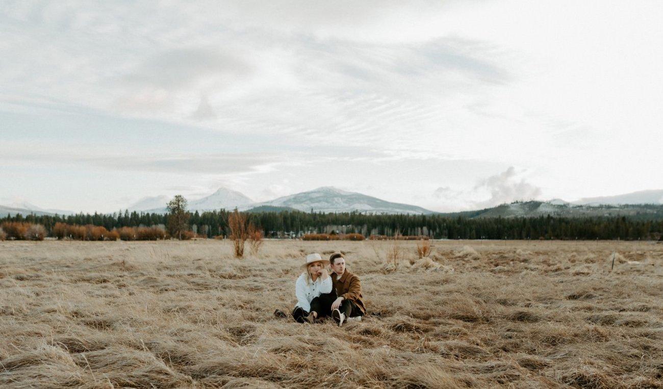 Black Butte Ranch Couple Session Bend Oregon Wedding Photographer Anais Possamai Photography 011
