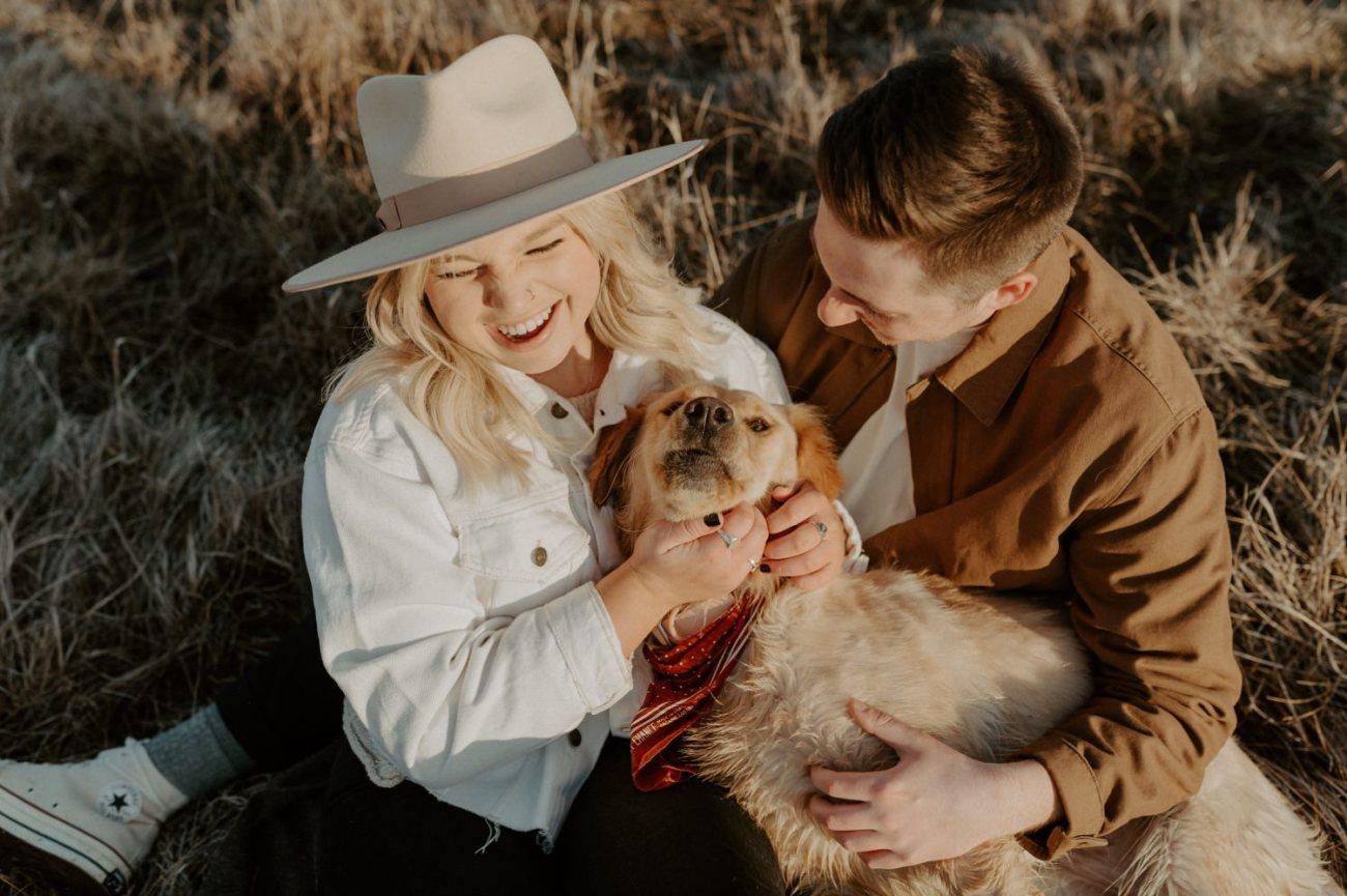 Black Butte Ranch Couple Session Bend Oregon Wedding Photographer Anais Possamai Photography 013