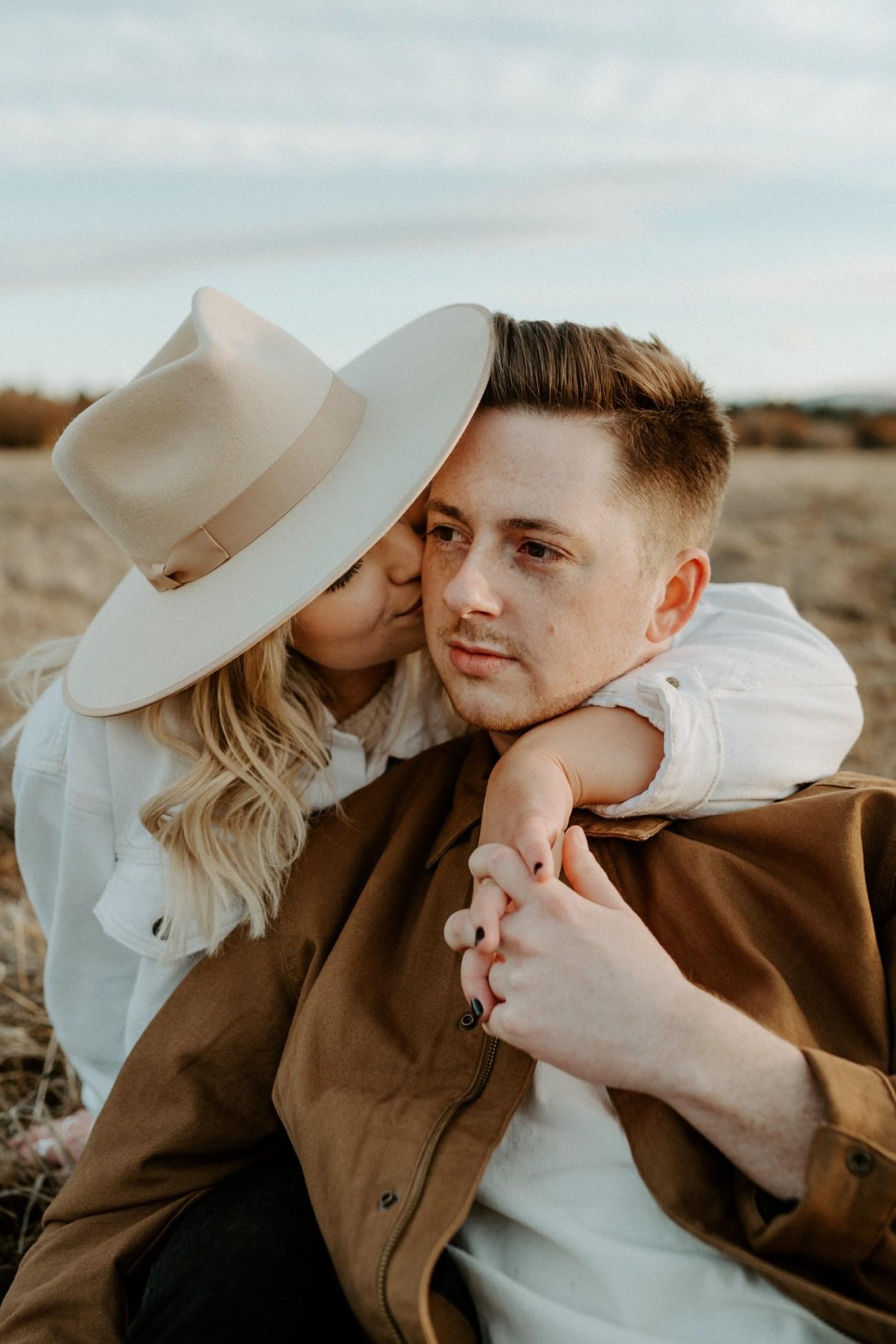 Black Butte Ranch Sisters Oregon Engagement Session Bend Wedding Photographer Anais Possamai Photography 002