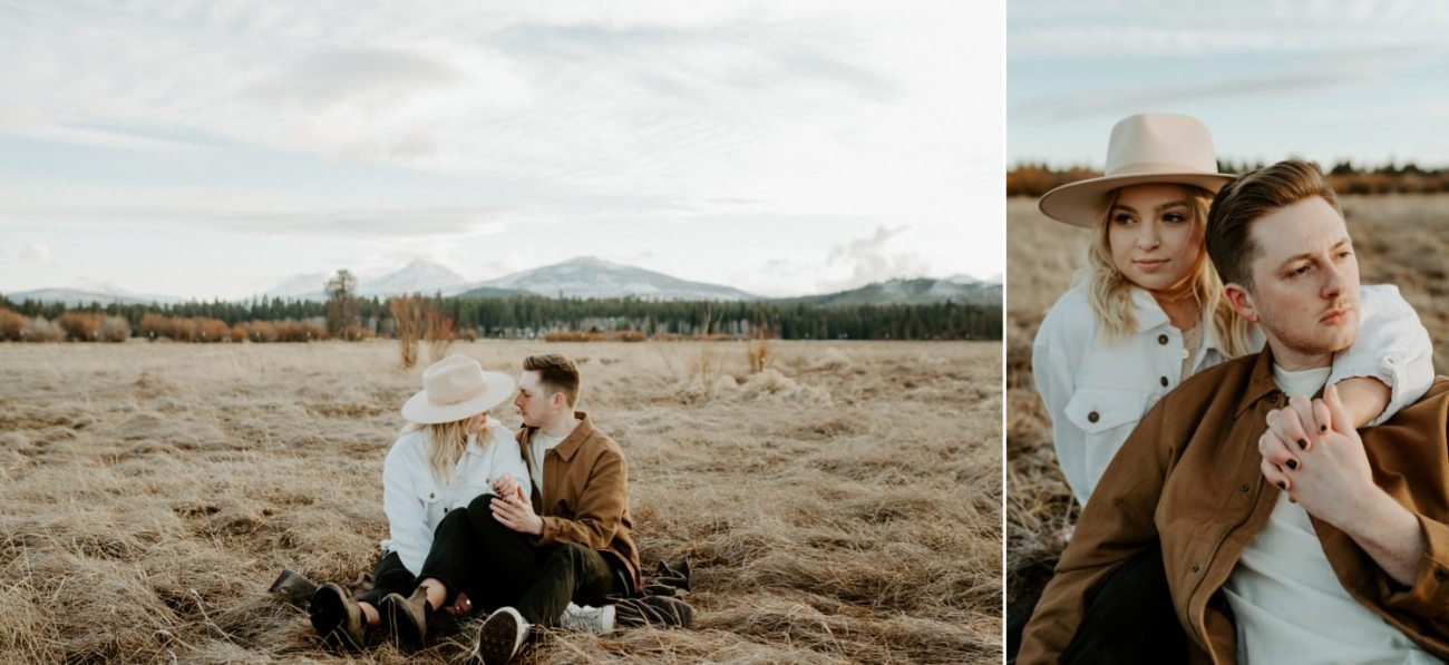 Black Butte Ranch Sisters Oregon Engagement Session Bend Wedding Photographer Anais Possamai Photography 003