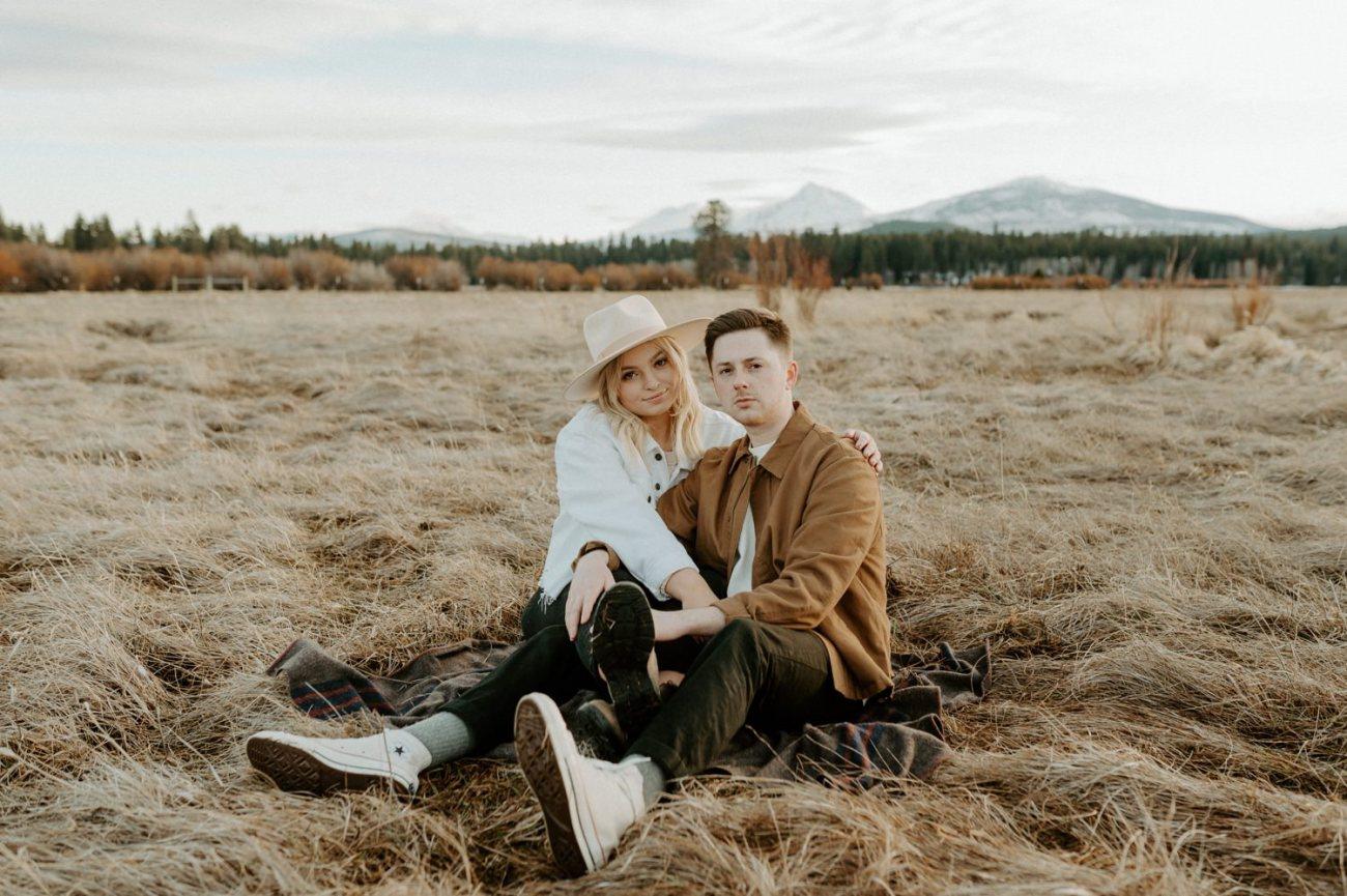 Black Butte Ranch Sisters Oregon Engagement Session Bend Wedding Photographer Anais Possamai Photography 005