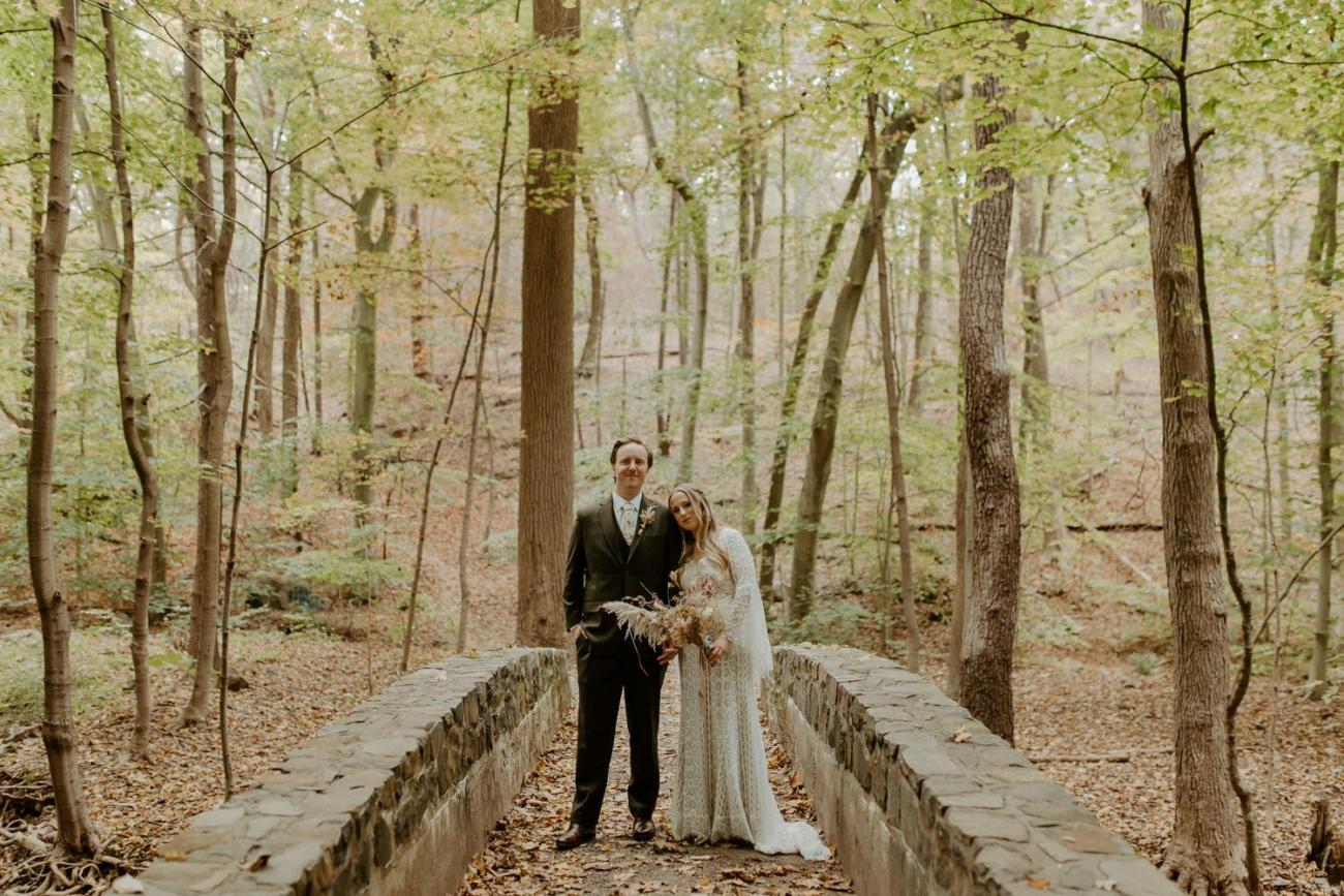 New Jersey Backyard Wedding Vintage Boho Wedding Hemlock Falls NJ Bend Oregon Wedding Phtographer Anais Possamai Photography 005