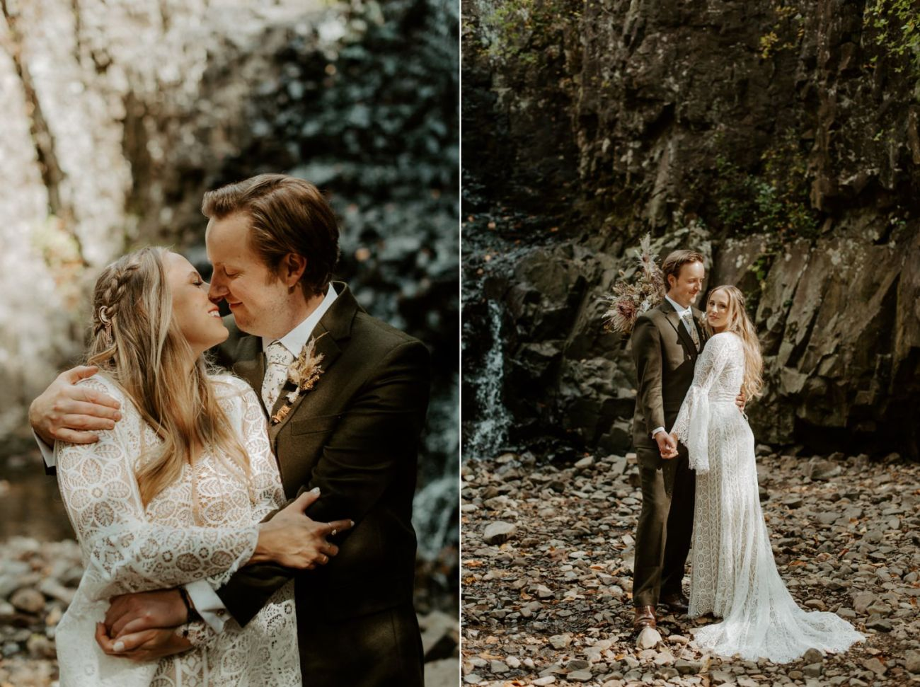 New Jersey Backyard Wedding Vintage Boho Wedding Hemlock Falls NJ Bend Oregon Wedding Phtographer Anais Possamai Photography 009