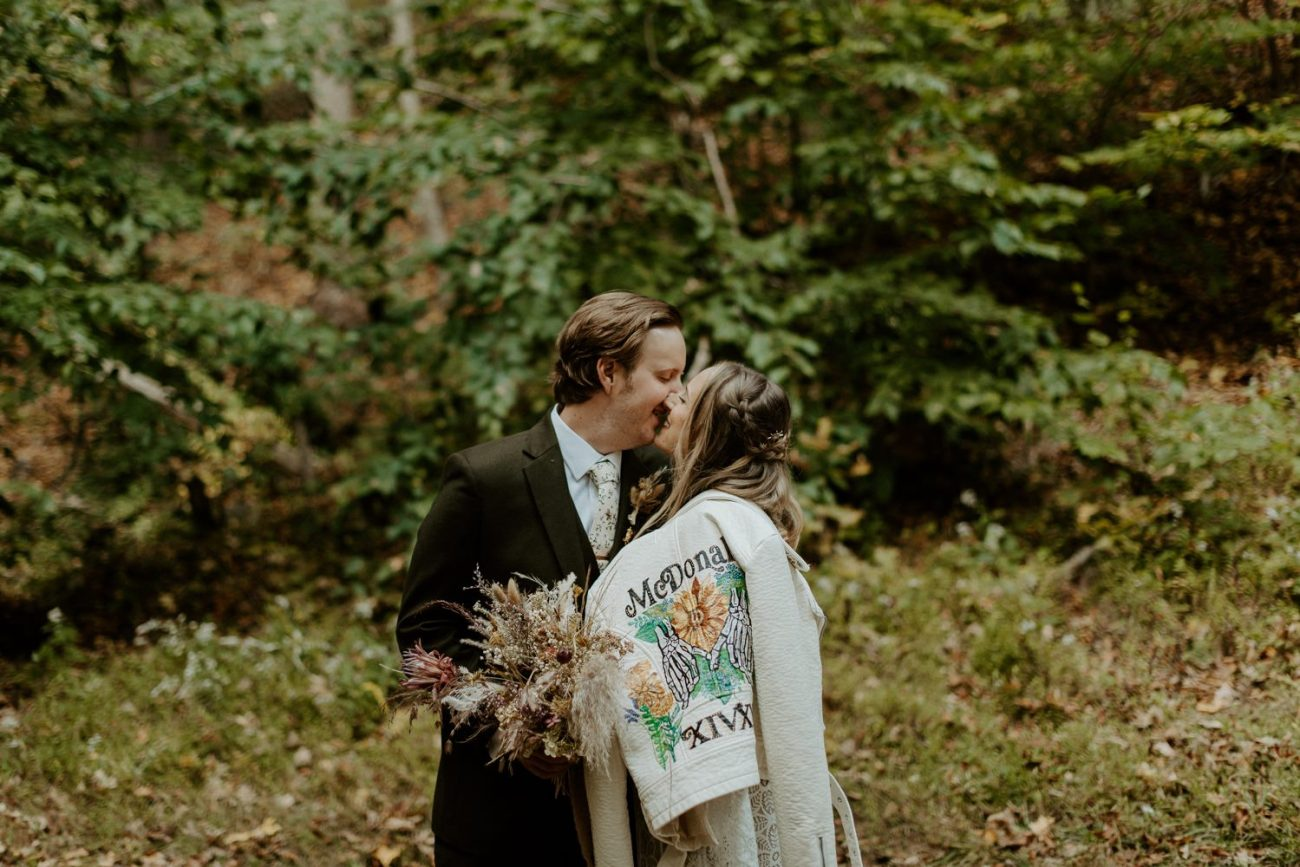 New Jersey Backyard Wedding Vintage Boho Wedding Hemlock Falls NJ Bend Oregon Wedding Phtographer Anais Possamai Photography 023