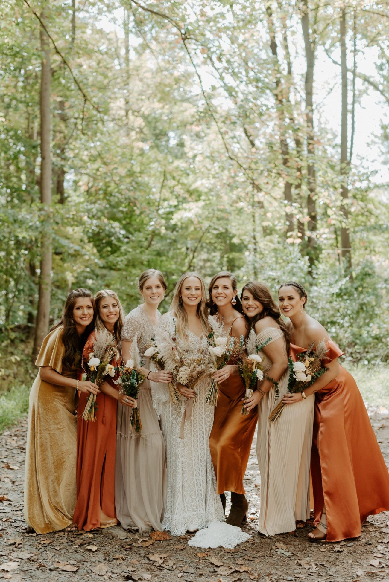 New Jersey Backyard Wedding Vintage Boho Wedding Hemlock Falls NJ Bend Oregon Wedding Phtographer Anais Possamai Photography 040