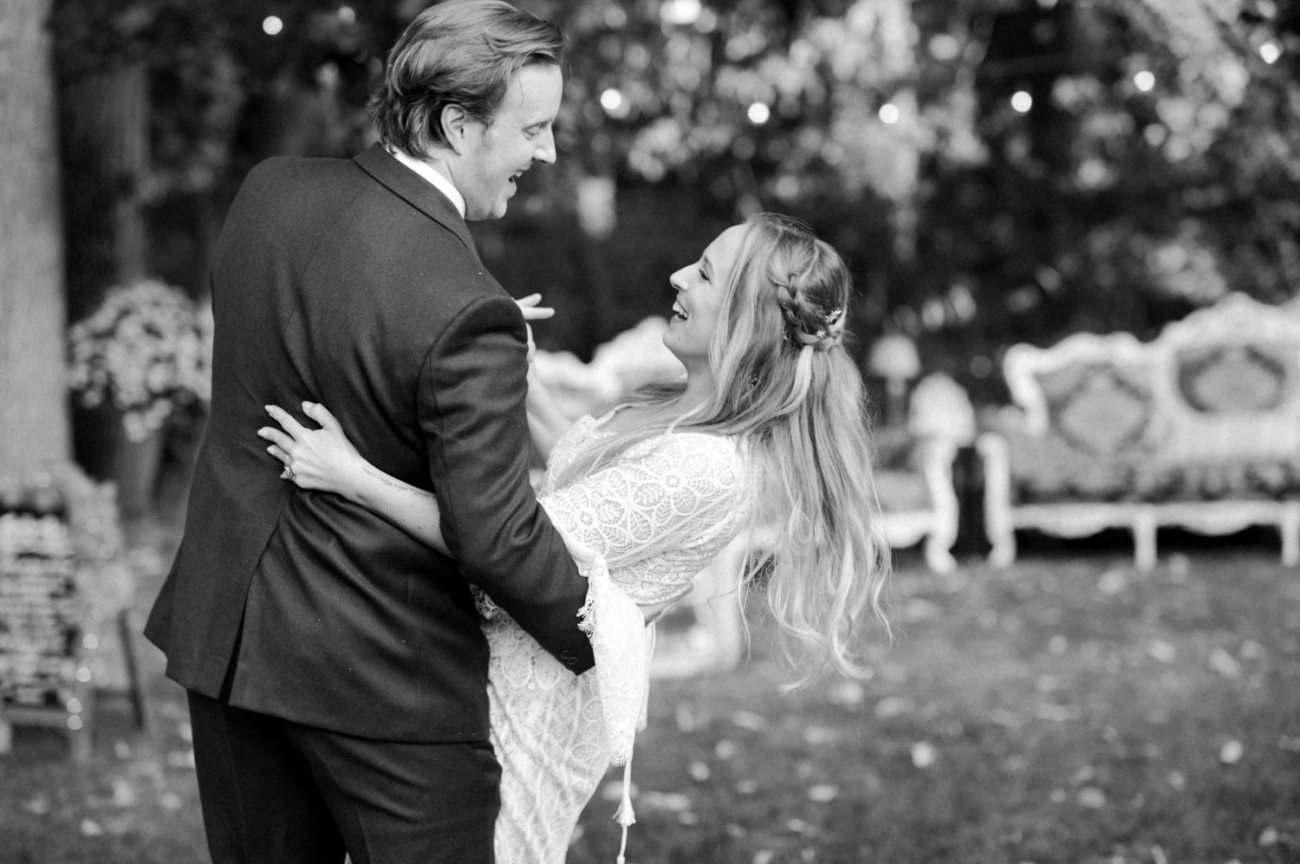 Vintage Boho Diy Backyard Wedding In New Jersey Anais Possamai Photography 095