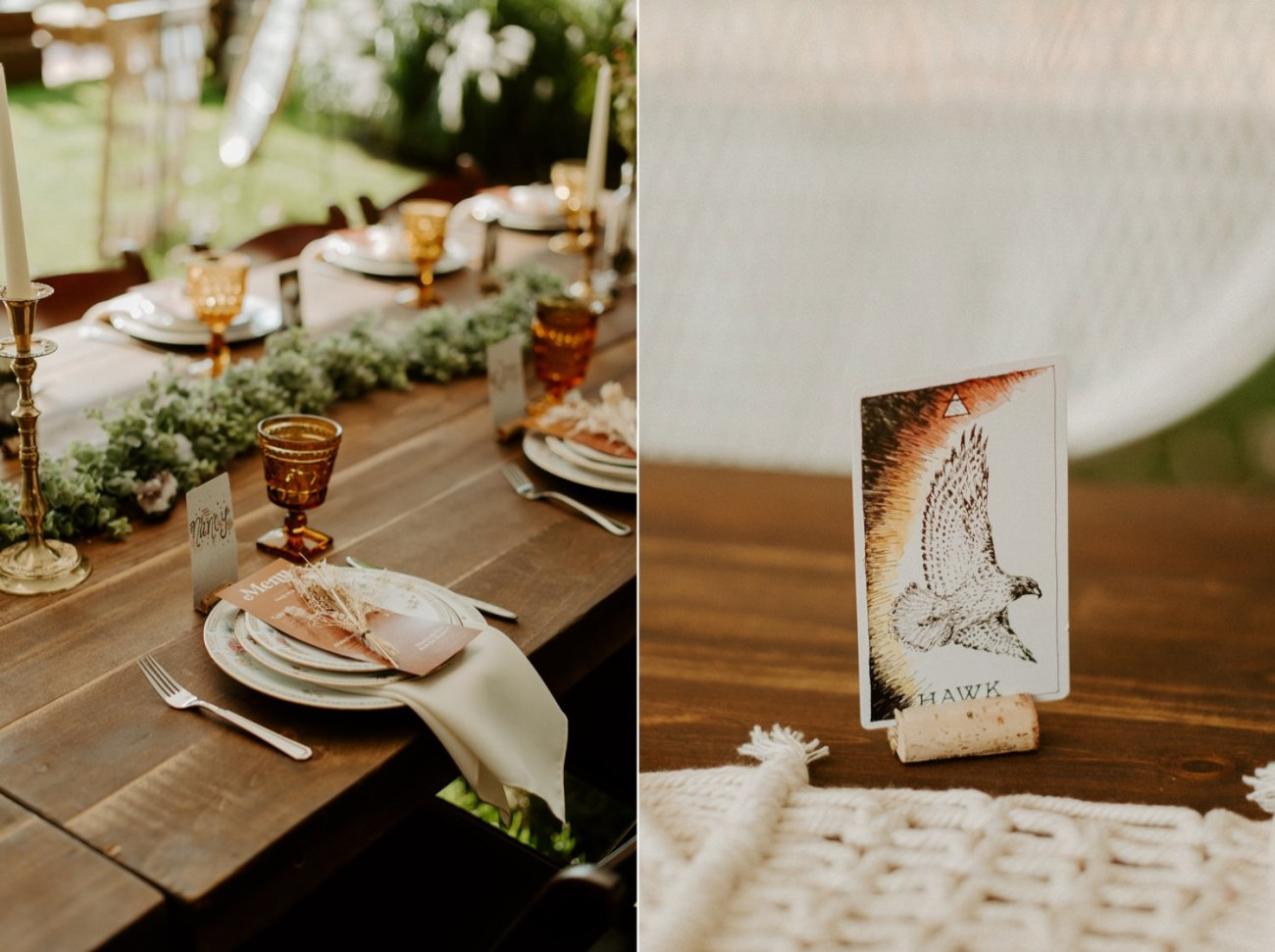 Vintage Boho Diy Backyard Wedding In New Jersey Anais Possamai Photography 105