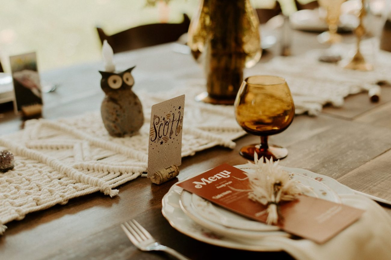 Vintage Boho Diy Backyard Wedding In New Jersey Anais Possamai Photography 108