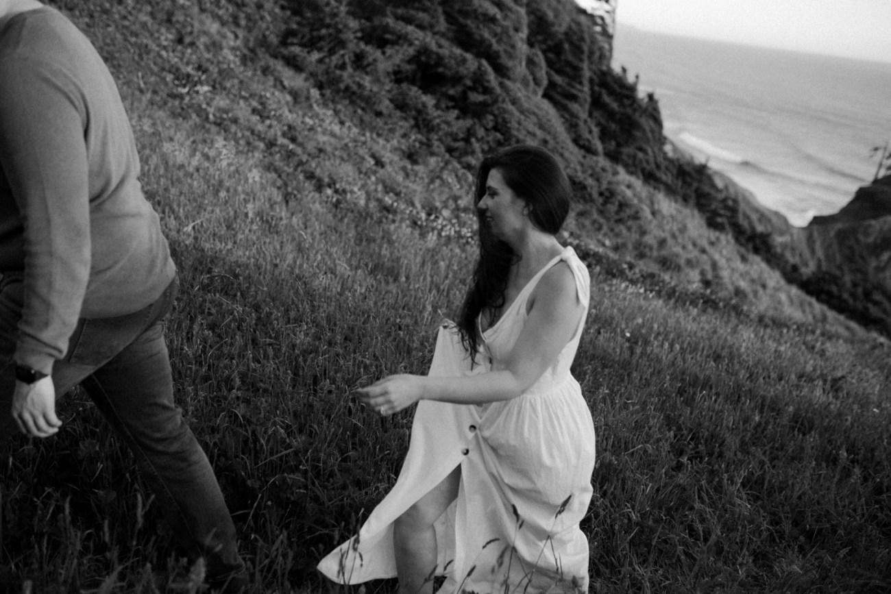 Oregon Coast Gods Thumb Engagement Session Bend Oregon Wedding Photographer Anais Possamai Photography 20