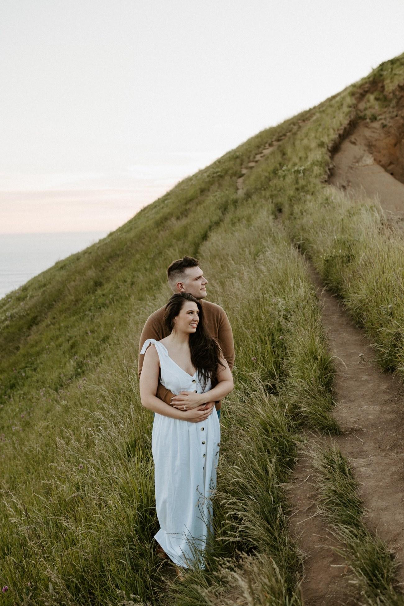 Oregon Coast Gods Thumb Engagement Session Bend Oregon Wedding Photographer Anais Possamai Photography 28