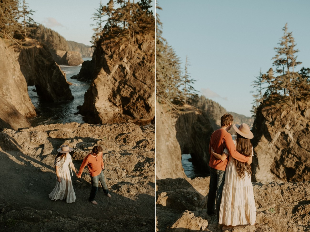 Oregon Coast Samuel H Boardman Engagement Session Anais Possamai Photography 02
